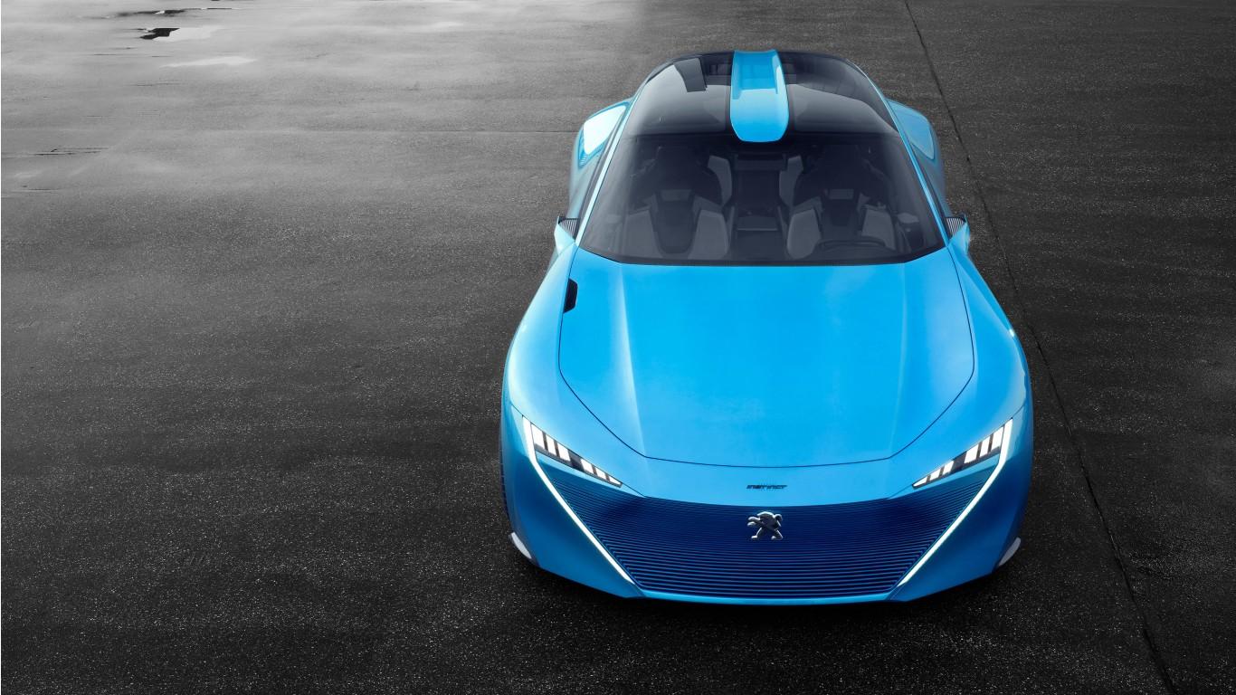 Peugeot Instinct Concept 2017 4K Wallpaper