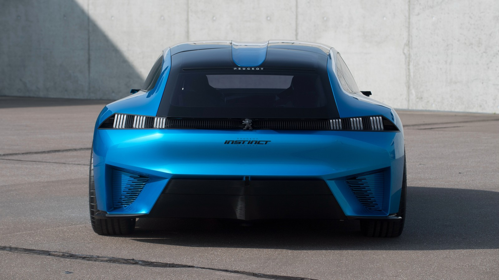 Peugeot Instinct Concept 4K 3 Wallpaper