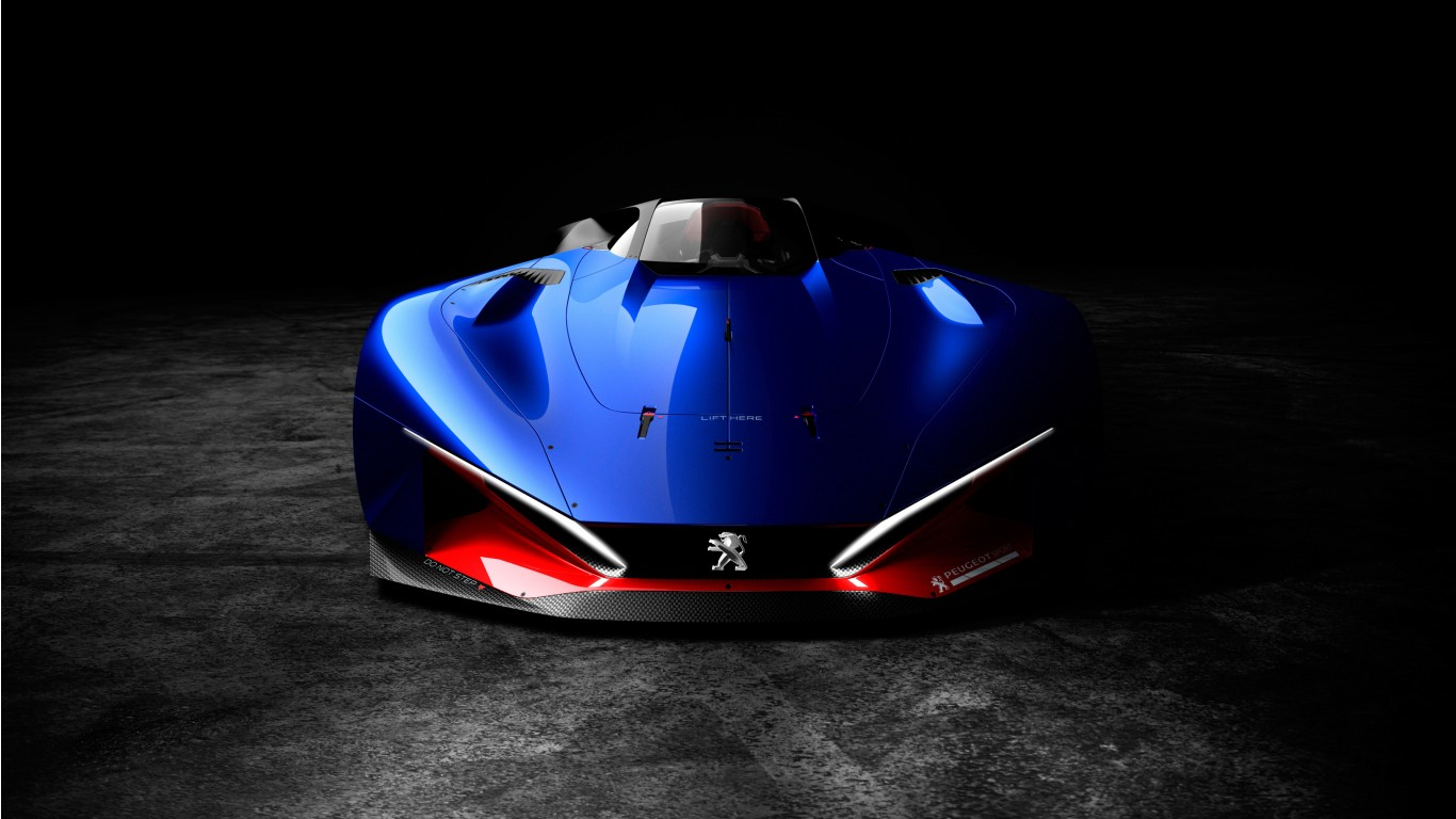 Peugeot l500r hybrid concept 4k wallpaper hd car - Wallpaper hd 4k car ...