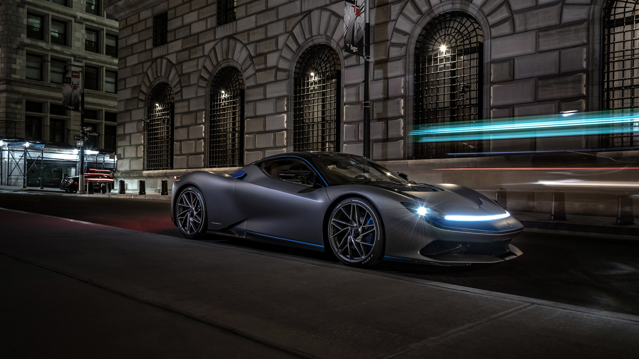 Pininfarina Battista 2019 5K Wallpaper