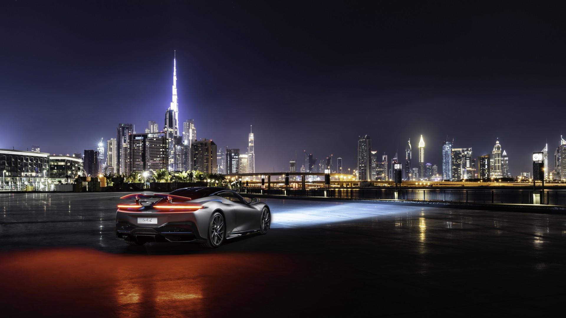 Pininfarina Battista 2019 Dubai 4K 8K Wallpaper | HD Car ...
