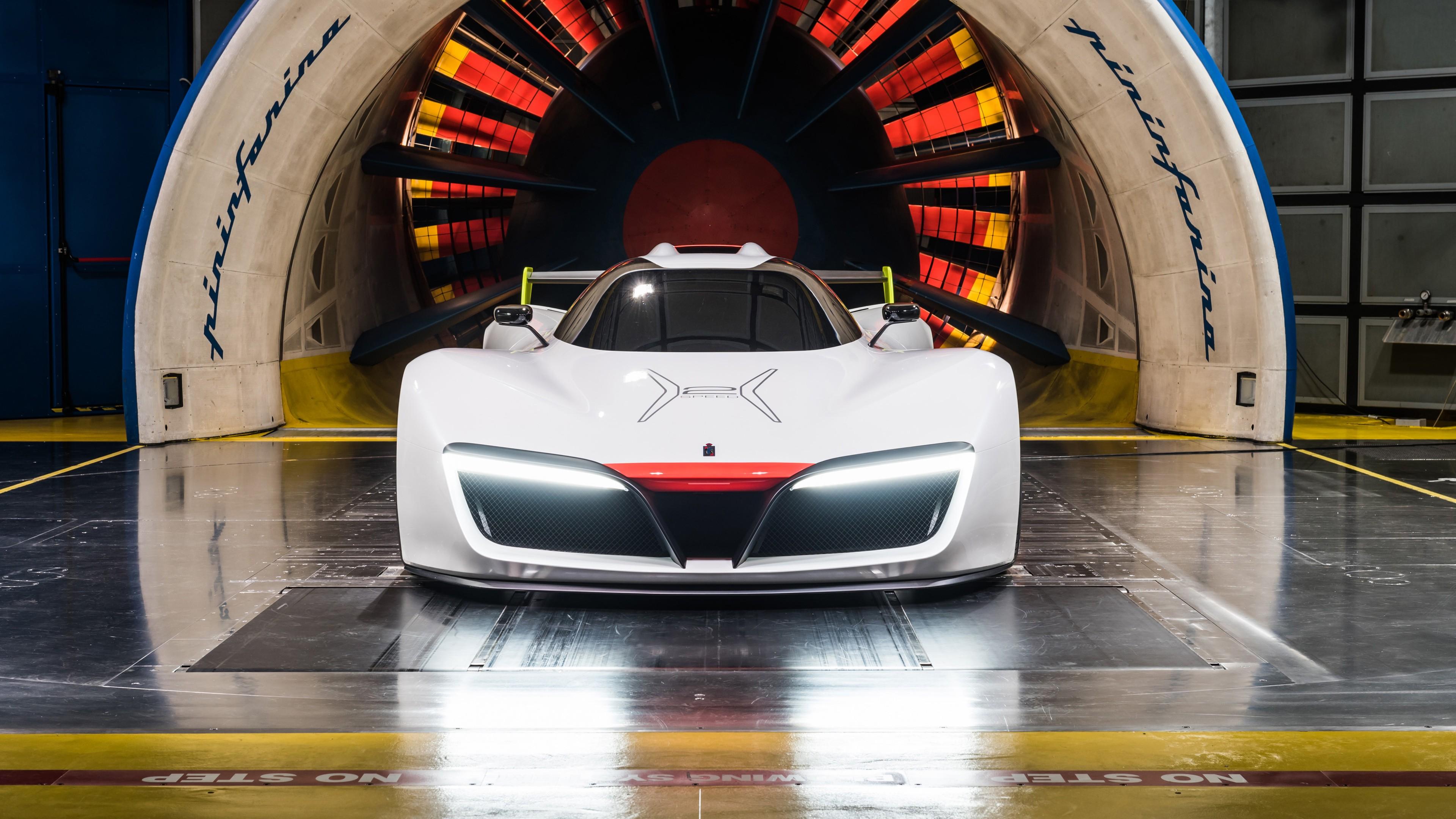 Pininfarina H2 Speed Supercar Wallpaper Hd Car