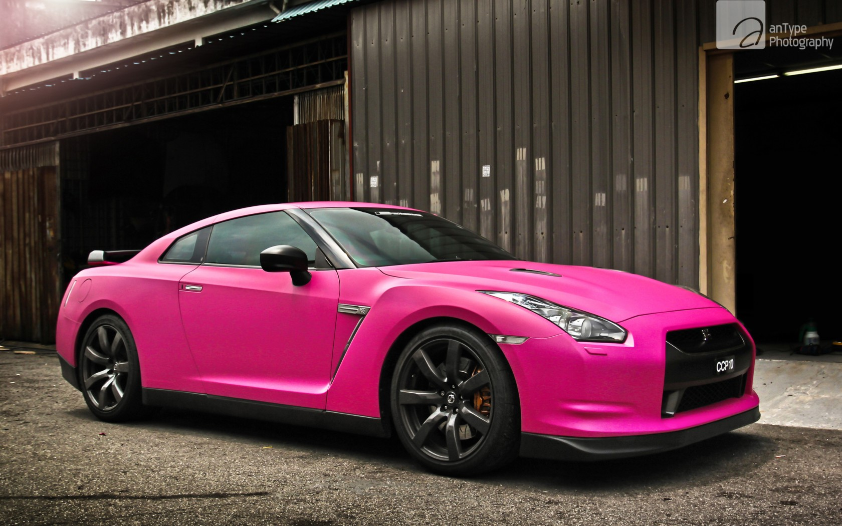 Pink Nissan GTR Wallpaper | HD Car Wallpapers | ID #2975