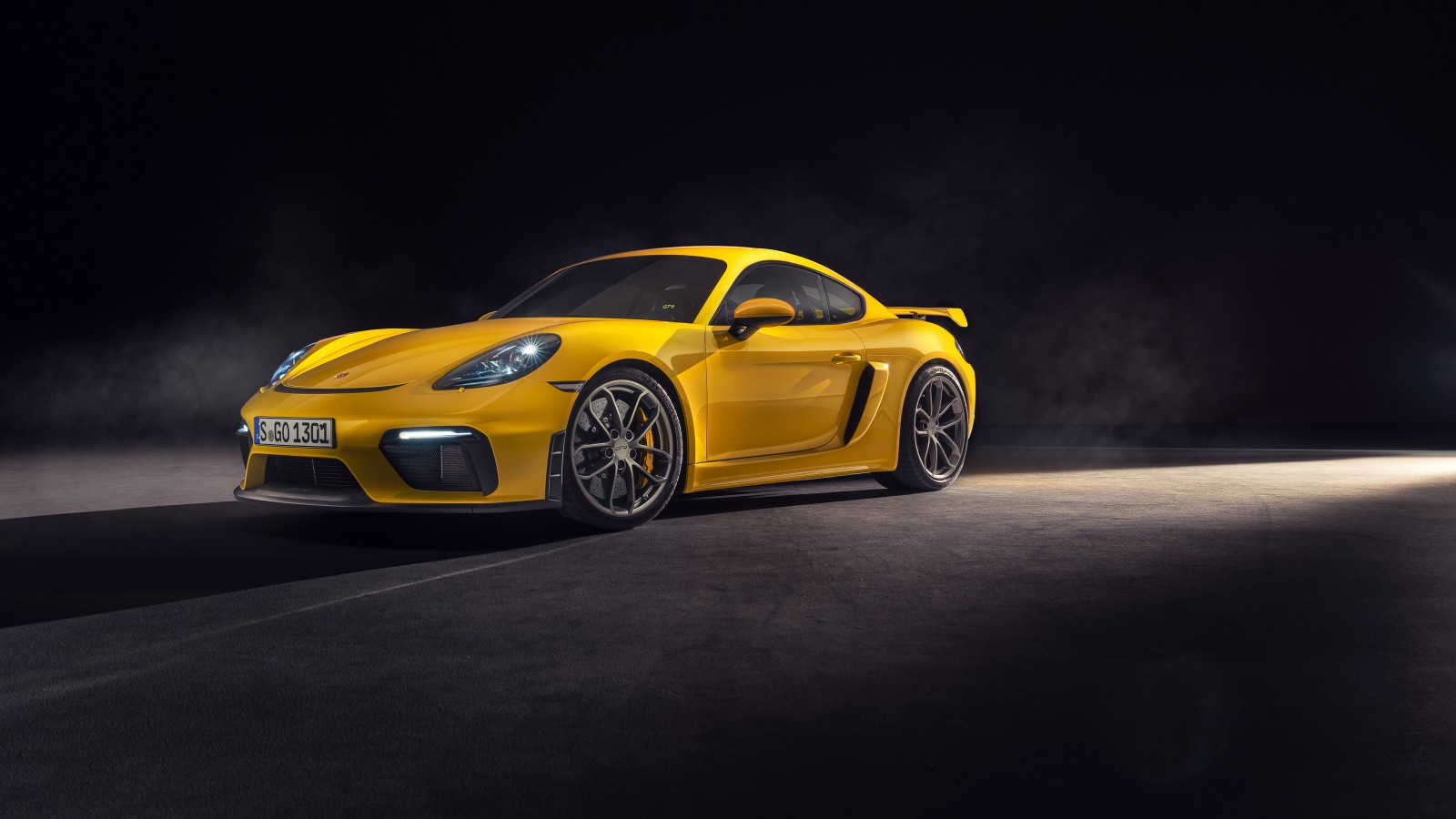 Porsche 718 Cayman Gt4 2019 4k Wallpaper Hd Car