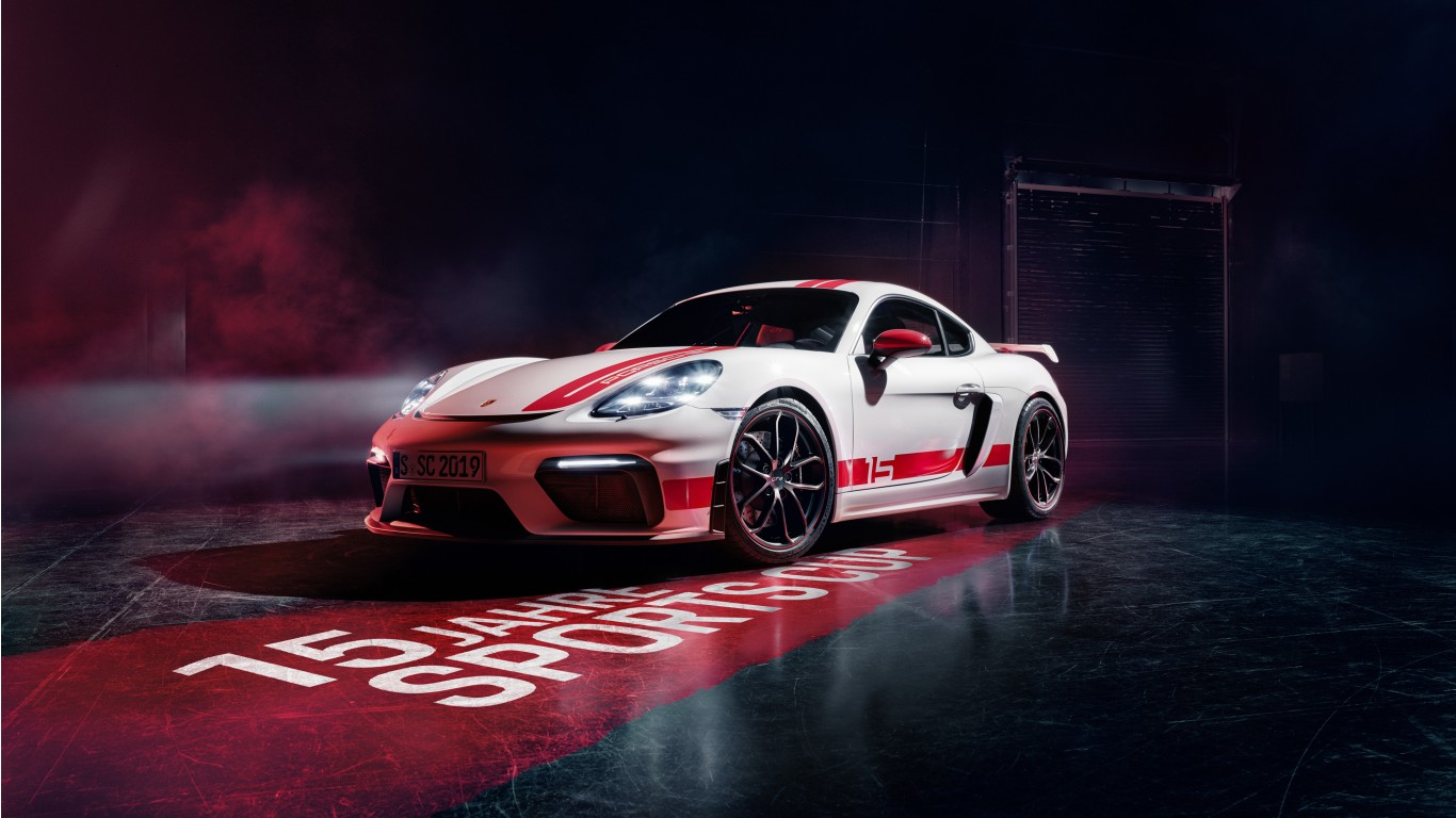 Porsche 718 Cayman GT4 Sports Cup Edition 2019 4K ...