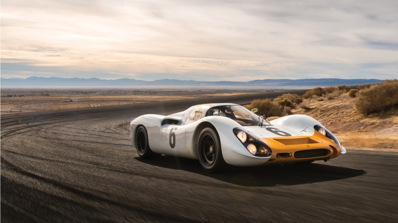 Porsche 908 Kurzheck Coupe 4k Wallpaper Hd Car