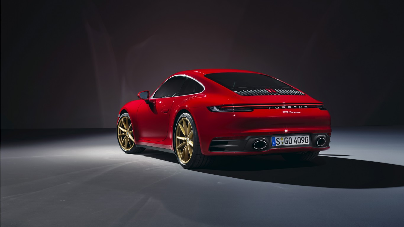 Porsche 911 Carrera 2019 4K 2 Wallpaper | HD Car ...