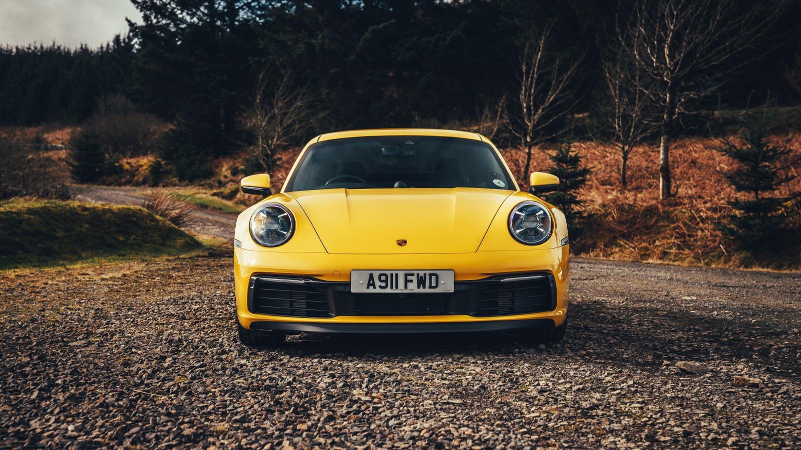 Porsche Carrera S >> Porsche 911 Carrera 4S 2019 5K Wallpaper | HD Car ...