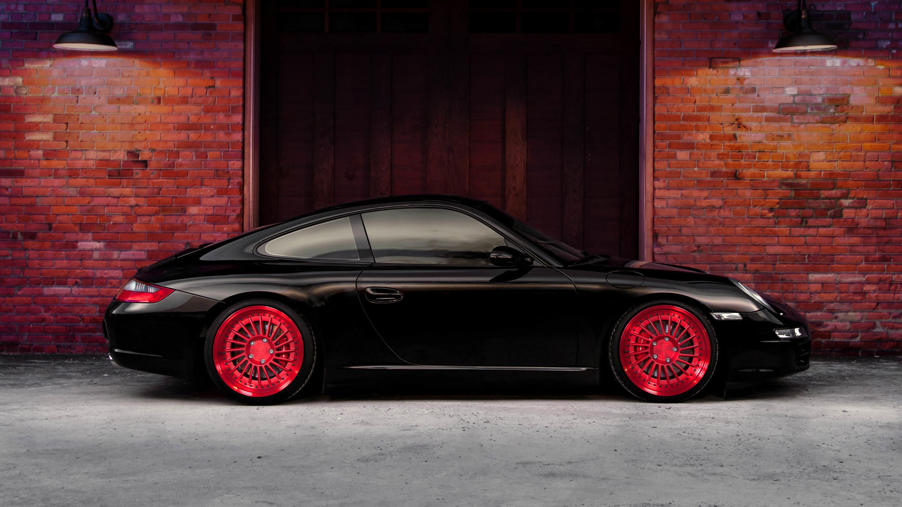 Porsche 911 Carrera Black Wallpaper Hd Car Wallpapers