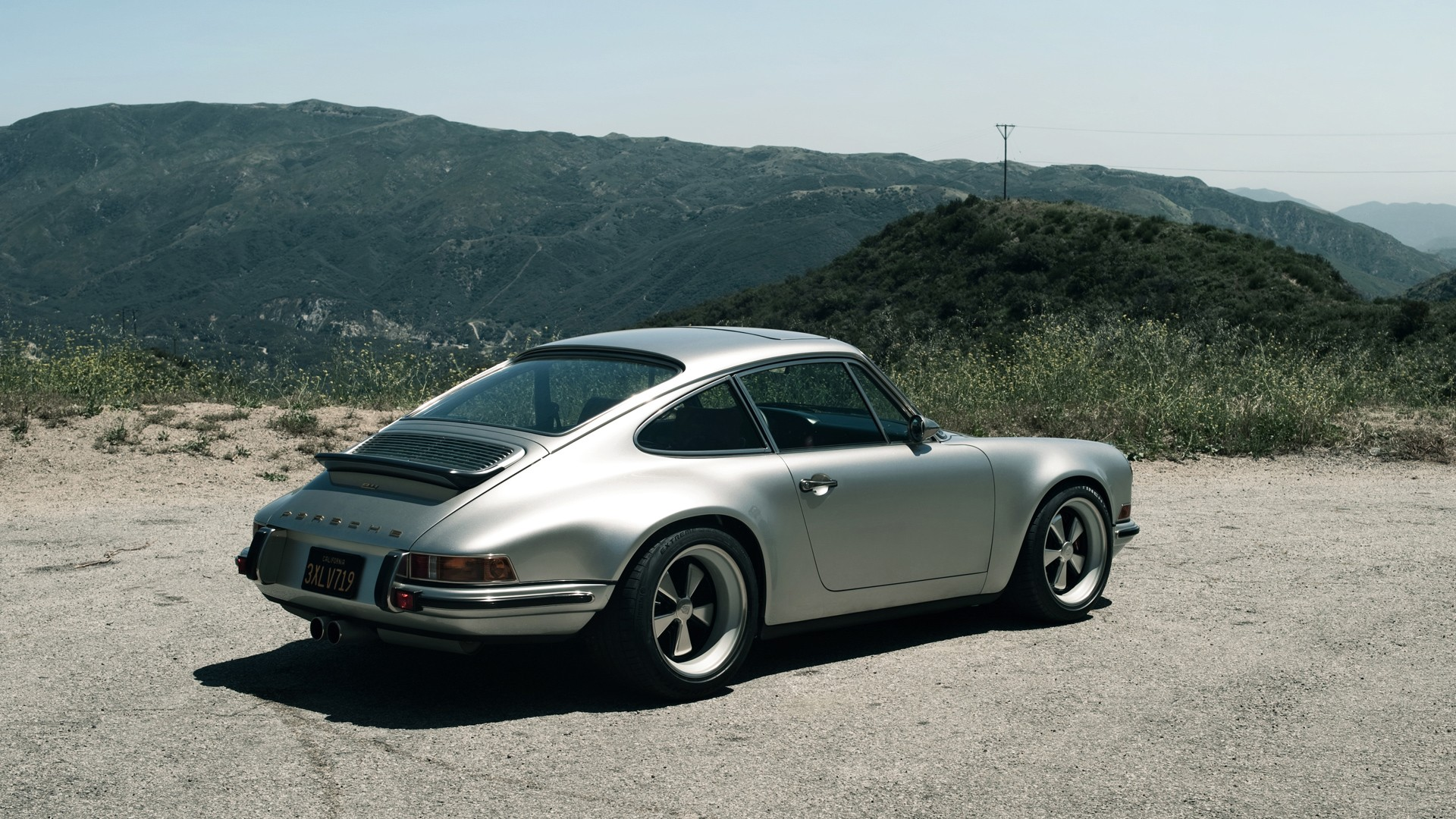 Porsche 911 Classic 2 Wallpaper  HD Car Wallpapers