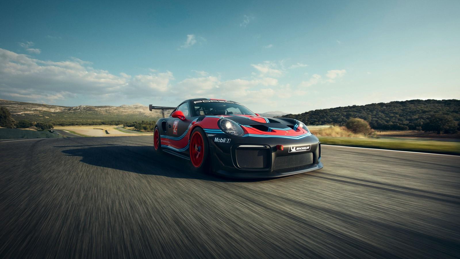 Porsche 911 GT2 RS Clubsport 2019 4K Wallpaper   HD Car ...