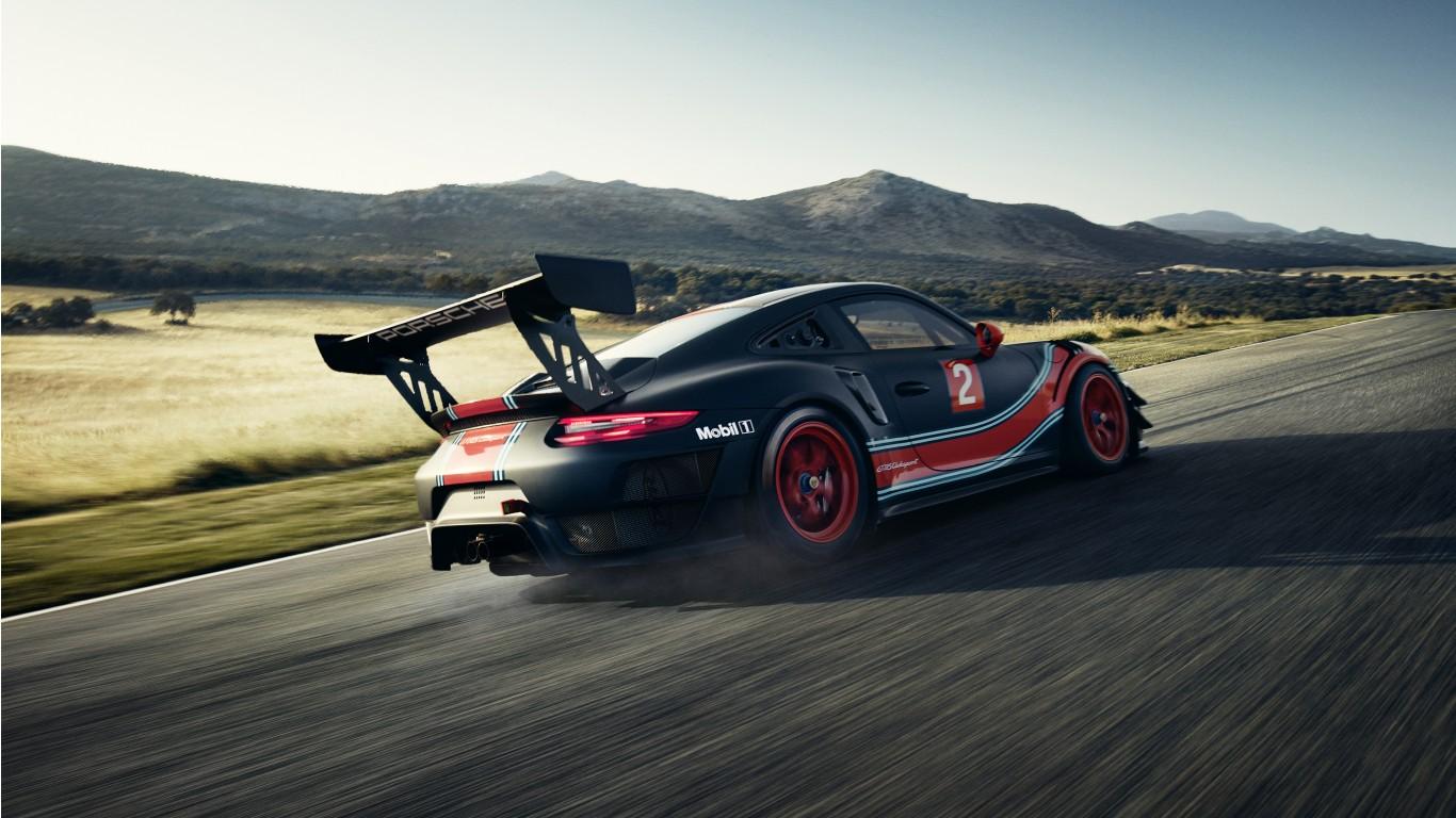 Porsche Gt Rs Clubsport K X