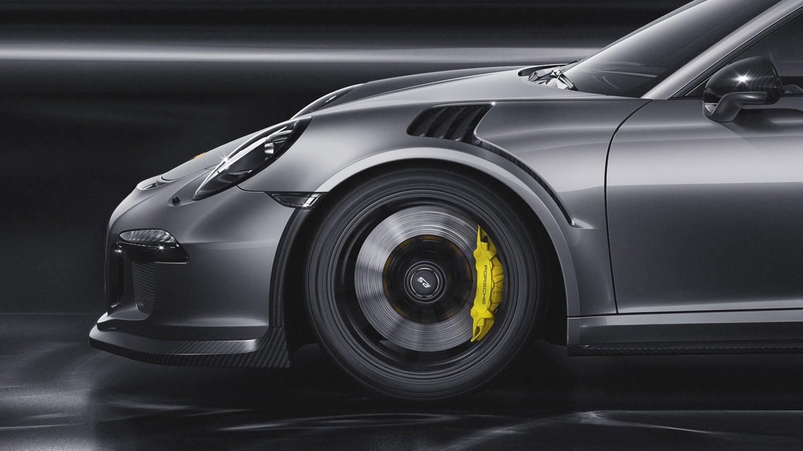 Porsche Gt Rs Cgi X on Acura Rs
