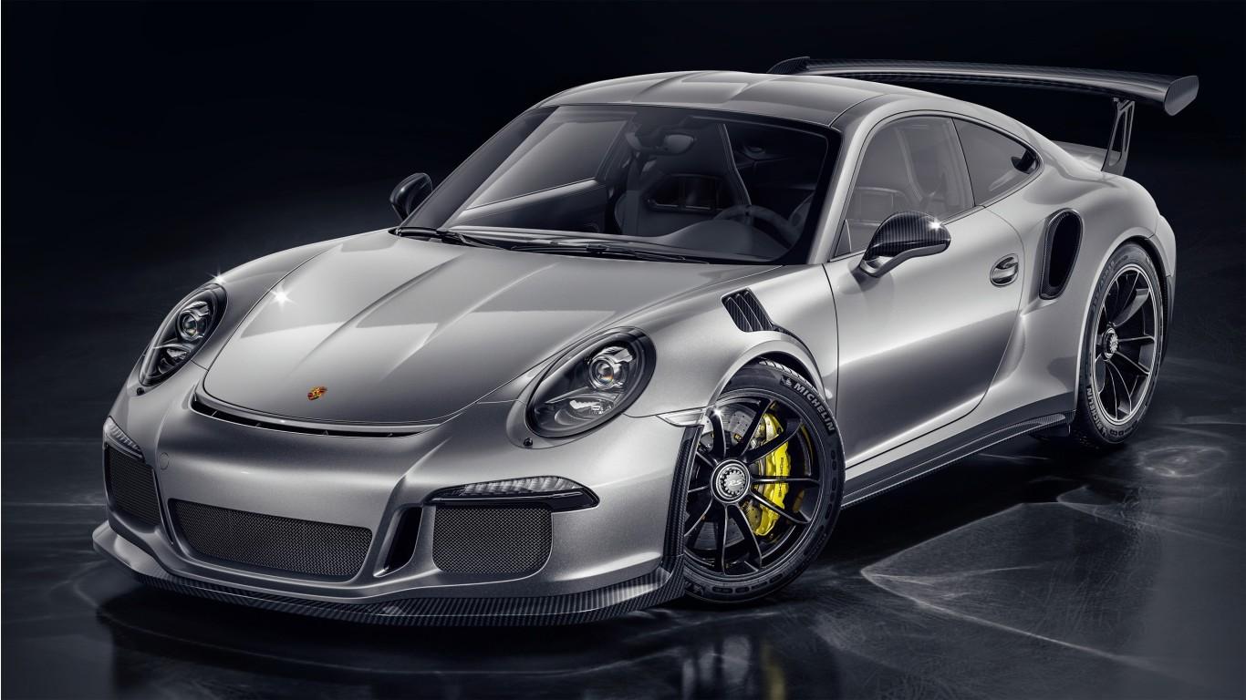 Porsche 911 GT3 RS CGI 2 Wallpaper | HD Car Wallpapers ...