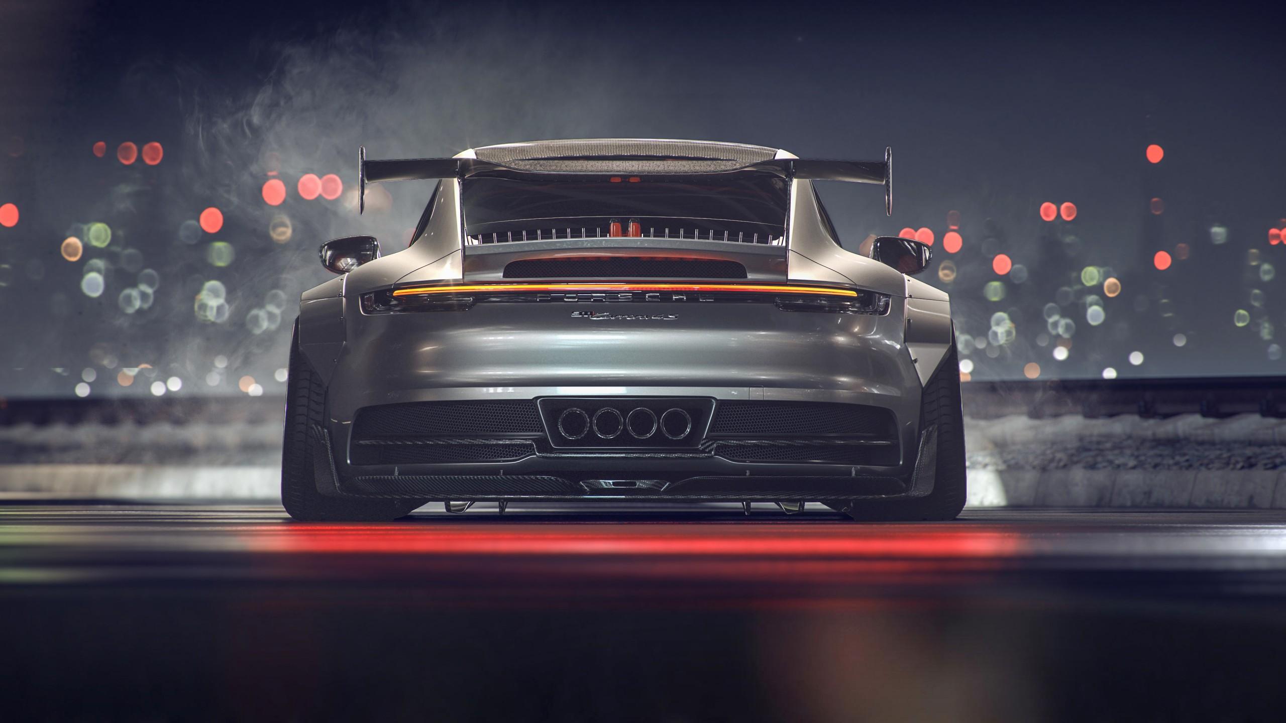 Porsche 911 GT 4K 2 Wallpaper | HD Car Wallpapers | ID #12373