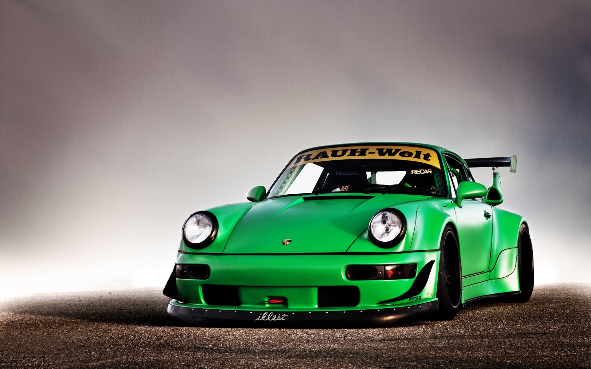 Porsche 911 Rwb Pandora One Wallpaper Hd Car Wallpapers