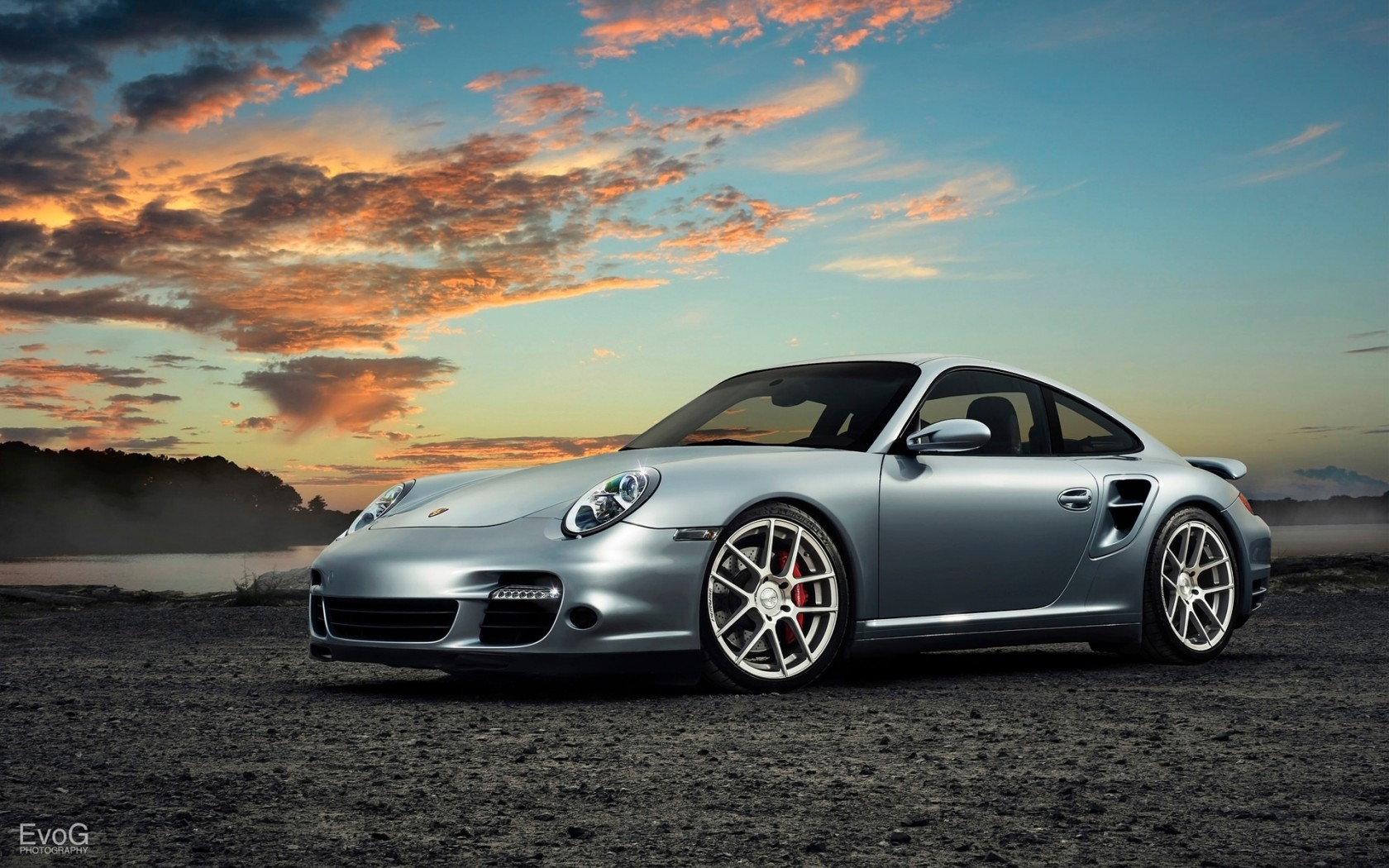 Porsche 911 Turbo Avant Garde Wallpaper HD Car