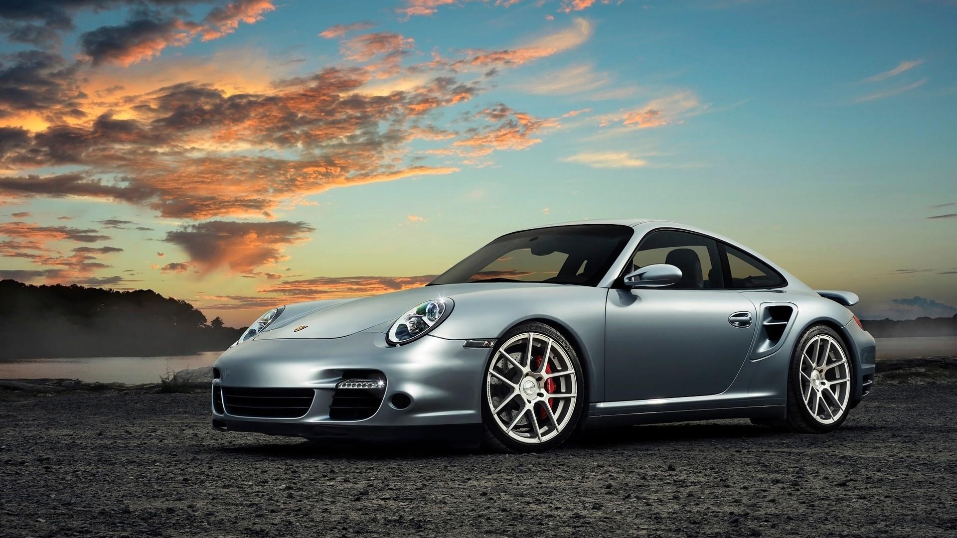 Porsche 911 Turbo Avant Garde Wallpaper Hd Car