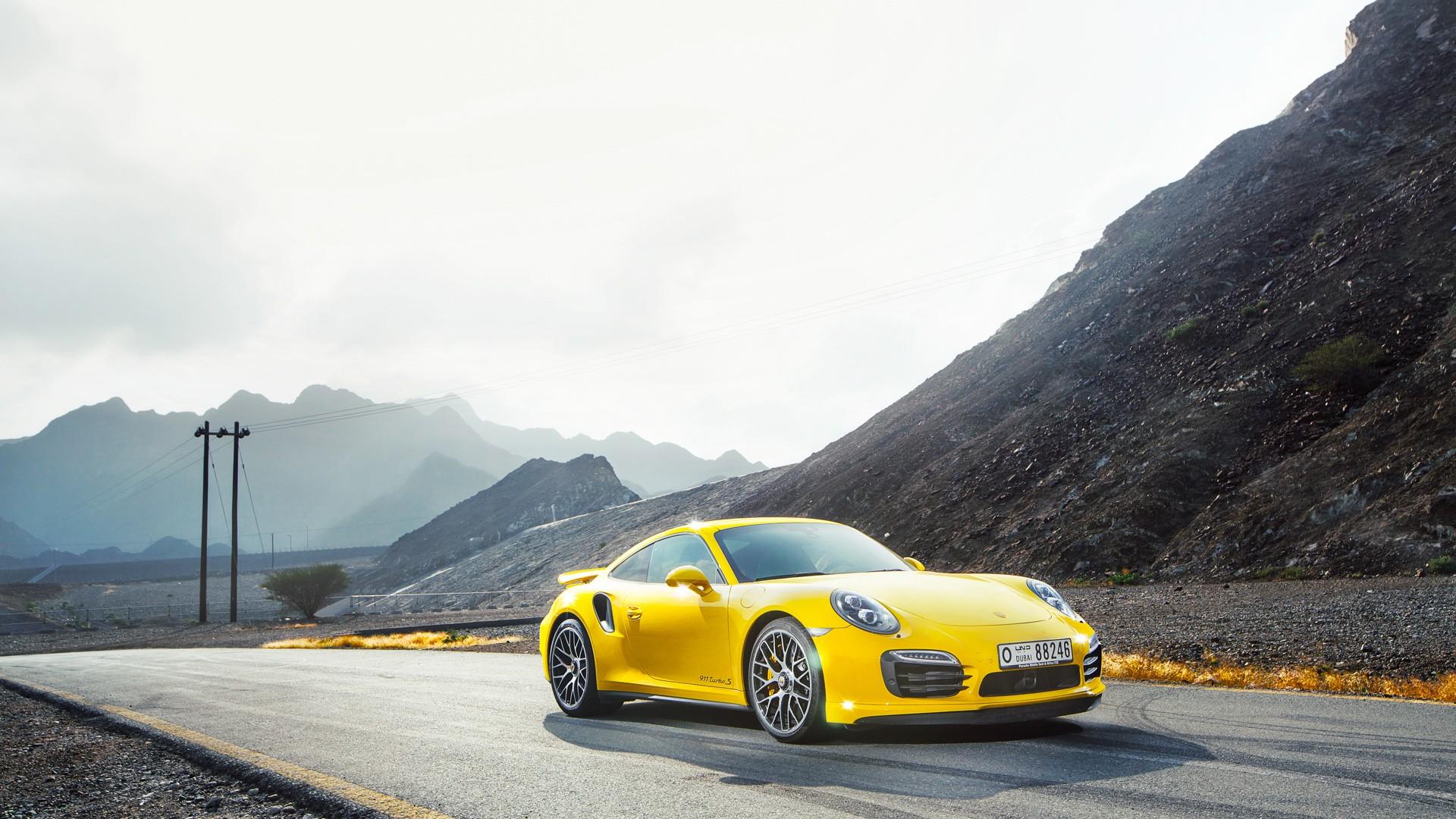 Porsche 911 Turbo S Mclaren 12c Spider Wallpaper Hd Car Wallpapers Id 4707