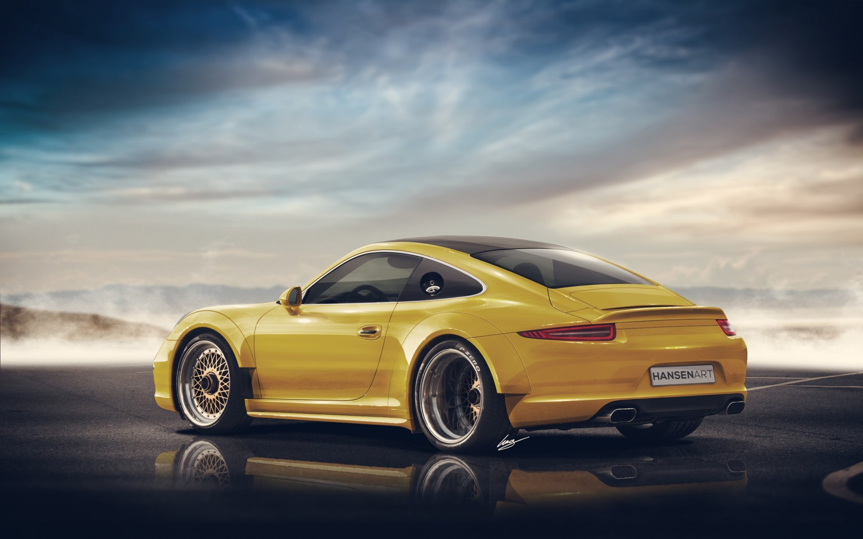 Porsche 911 Widebody Wallpaper | HD Car Wallpapers | ID #5694