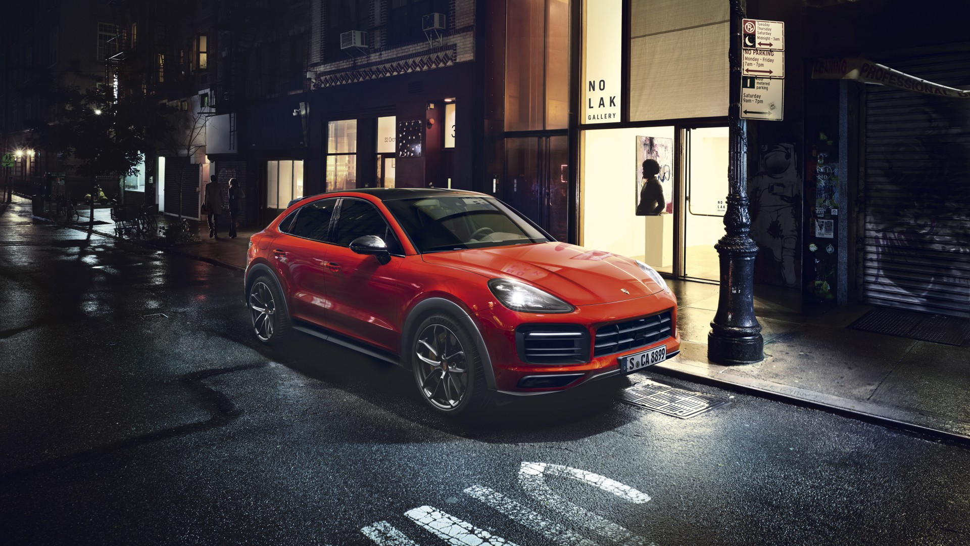 Porsche Cayenne Coupe 2019 4k Wallpaper Hd Car