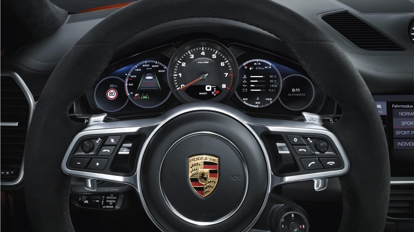 Porsche Cayenne Coupe 2019 5K Wallpaper | HD Car ...