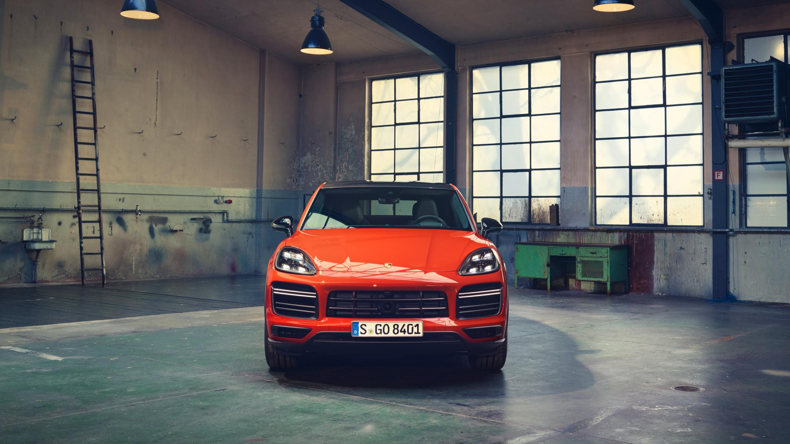 Porsche Cayenne Turbo Coupe 2019 4k Wallpaper Hd Car