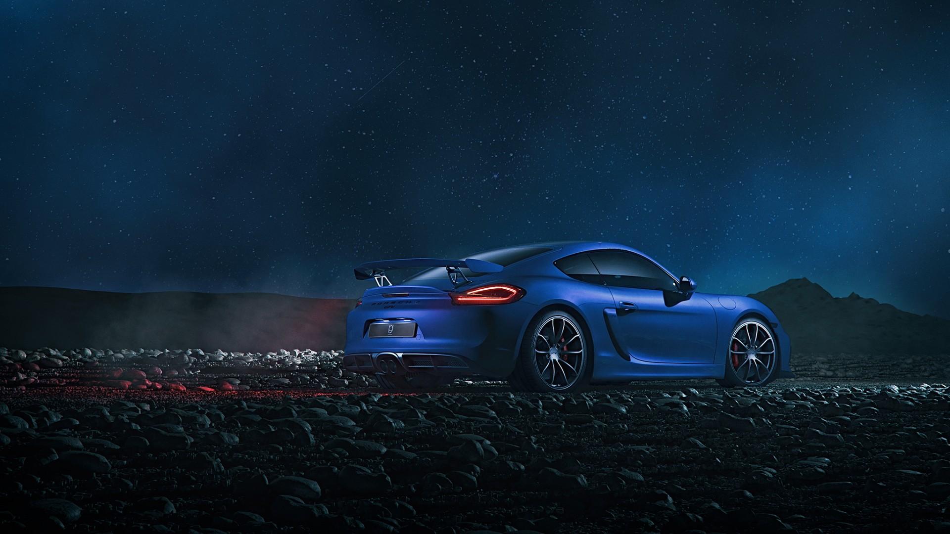 Porsche Gt3 Rs Blue 1920 X 1080: Porsche GT3 Wallpaper