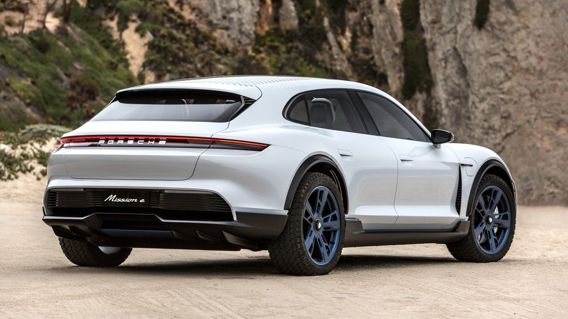 Porsche Mission E Cross Turismo 2018 4K 4 Wallpaper | HD ...