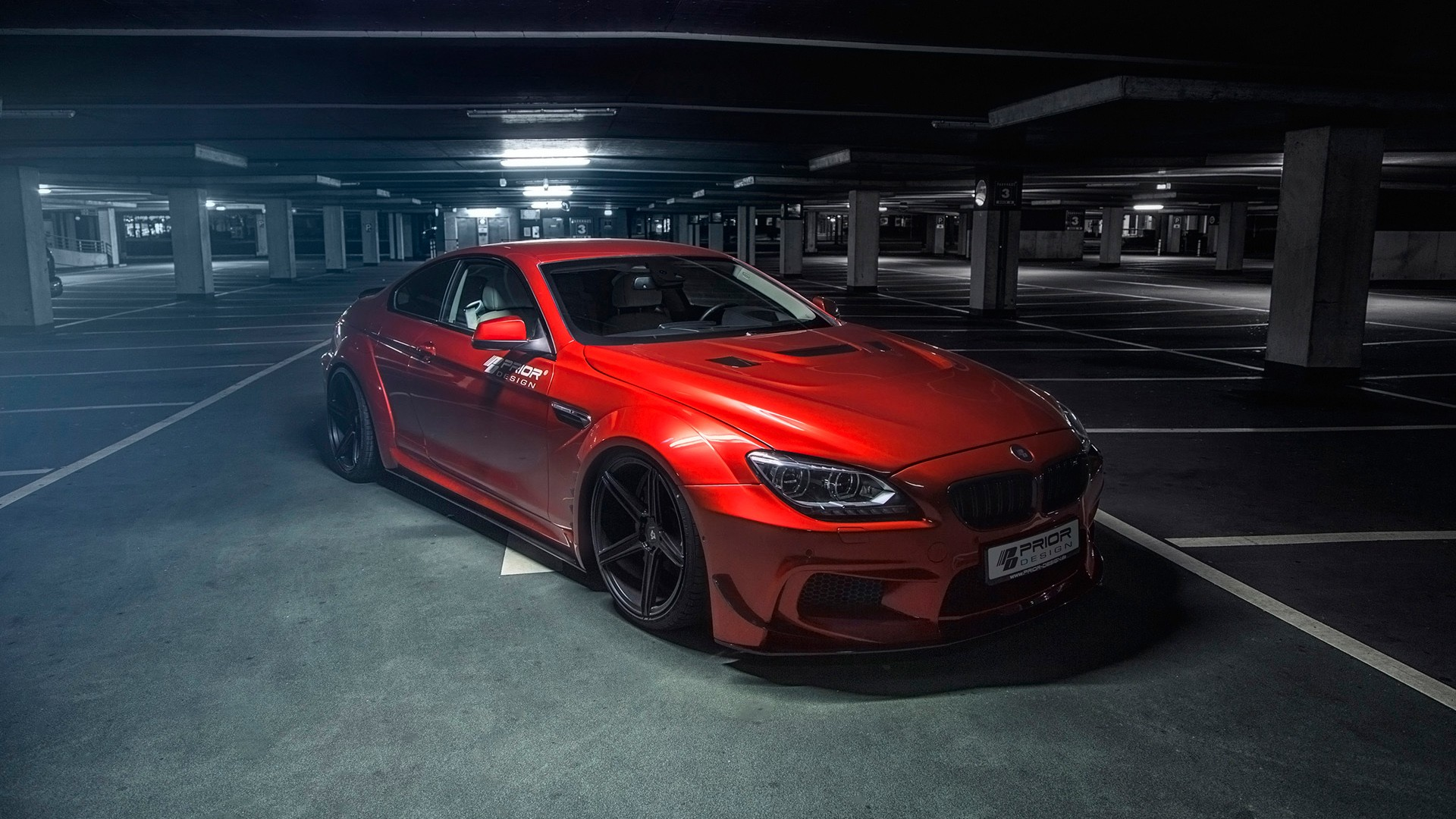 Prior Design BMW 6 Series 2014 Wallpaper | HD Car ...
