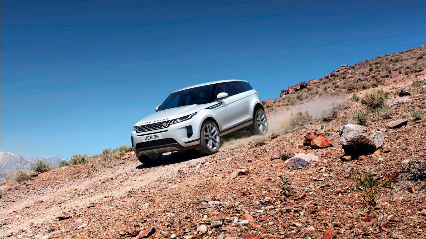 Range Rover Evoque D240 Hse 2019 4k Wallpaper Hd Car Wallpapers Id 11588 2016 vorsteiner range rover v ff 102