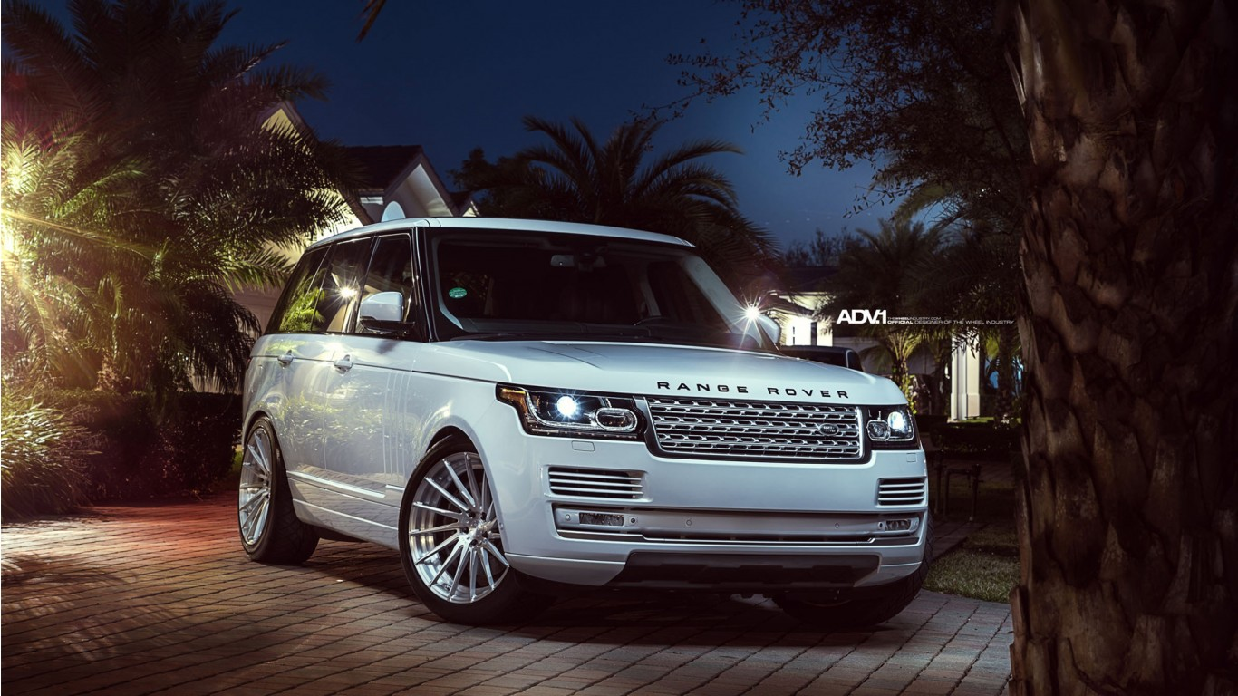 Range Rover Hse Adv15r Wallpaper