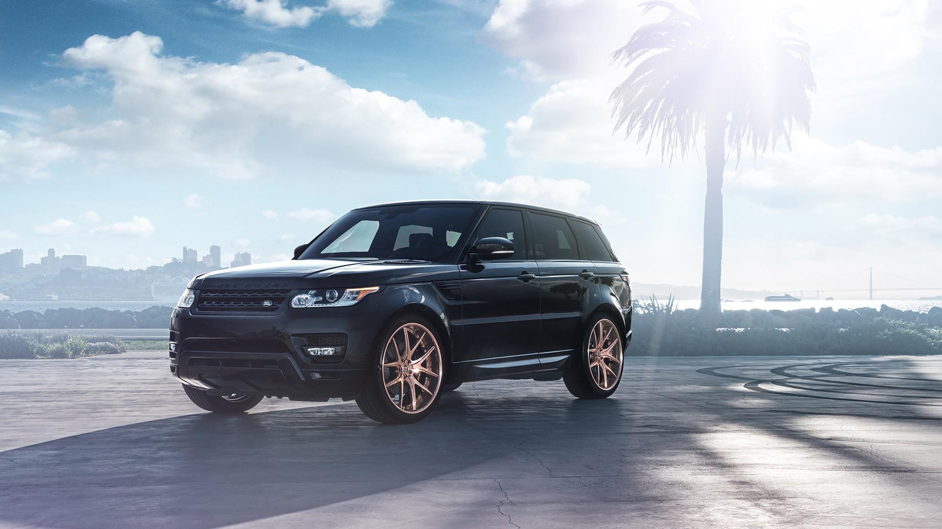 Range Rover Sport Avant Garde Wheels X