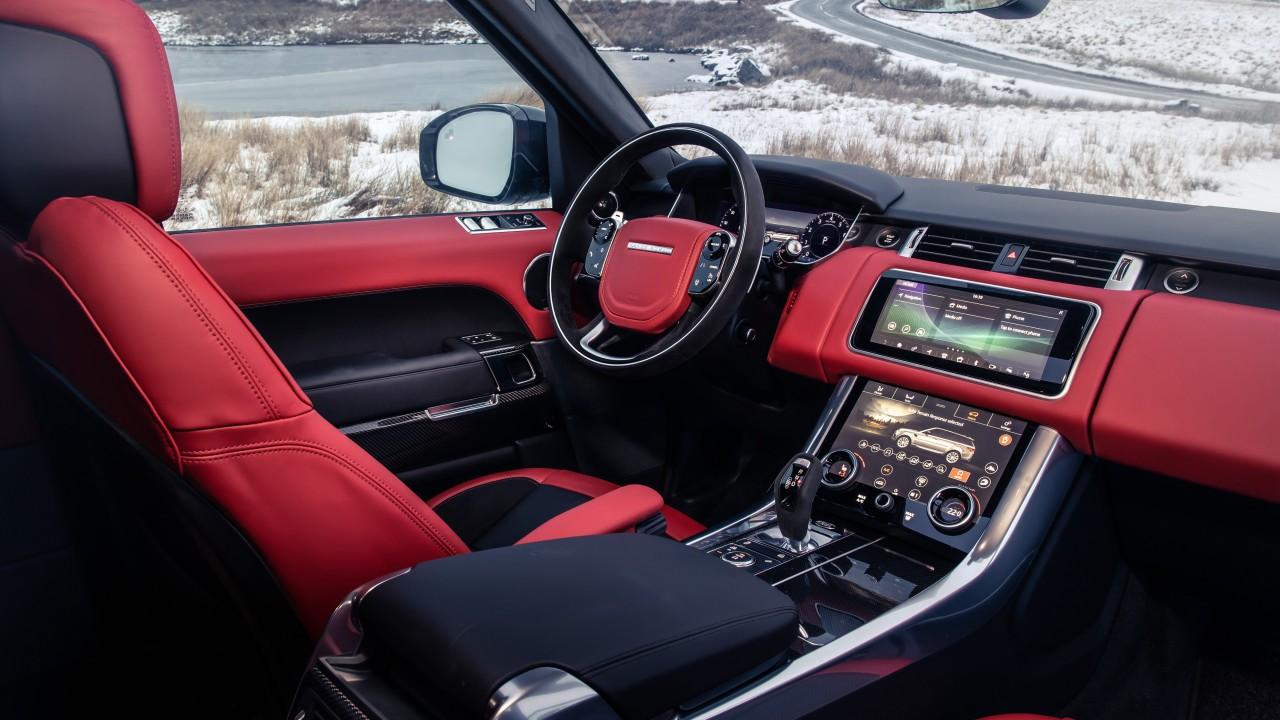 Range Rover Autobiography >> Range Rover Sport HST Interior 2019 Wallpaper | HD Car ...