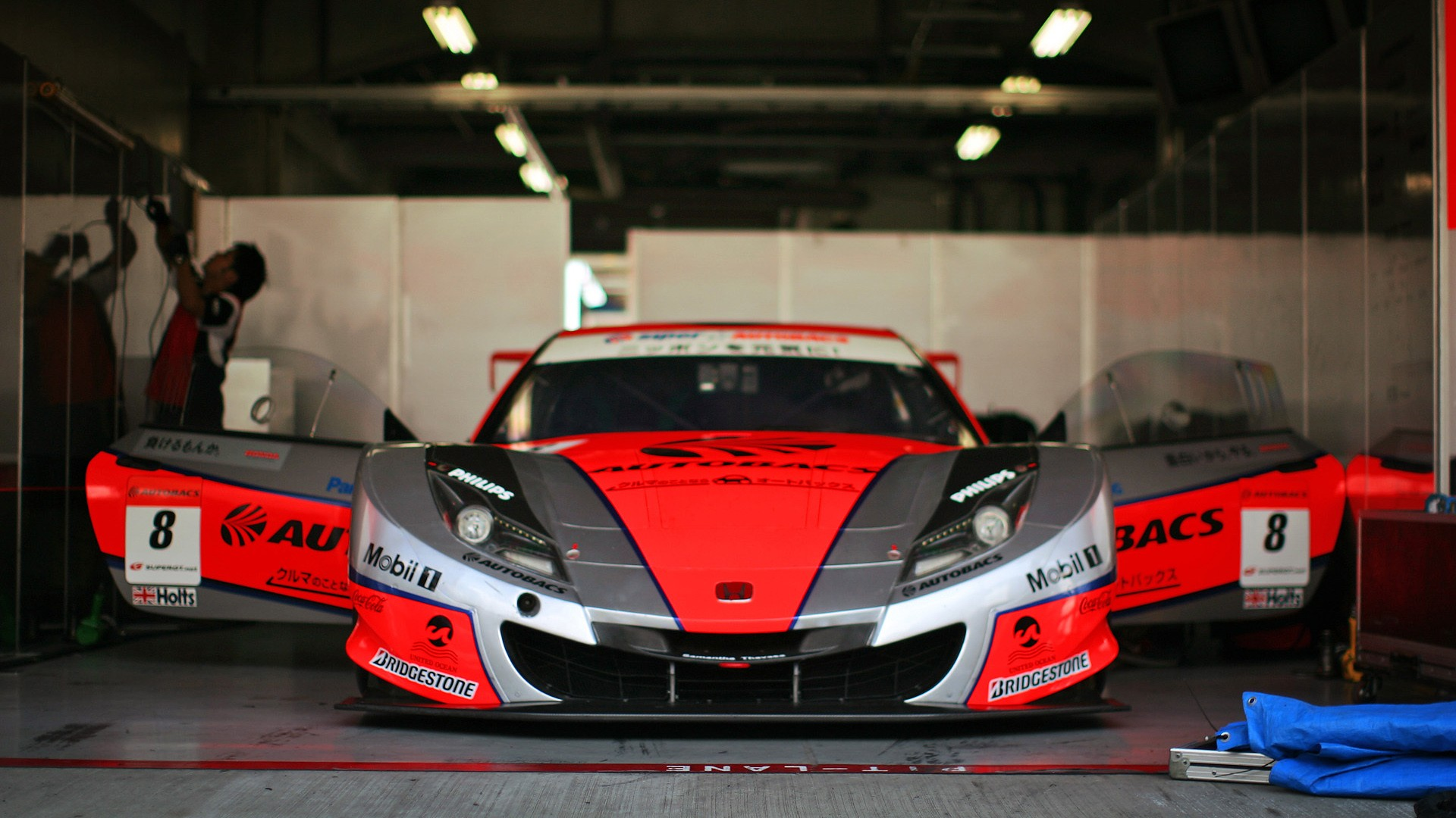 Raybrig Super GT Wallpaper | HD Car Wallpapers | ID #3146