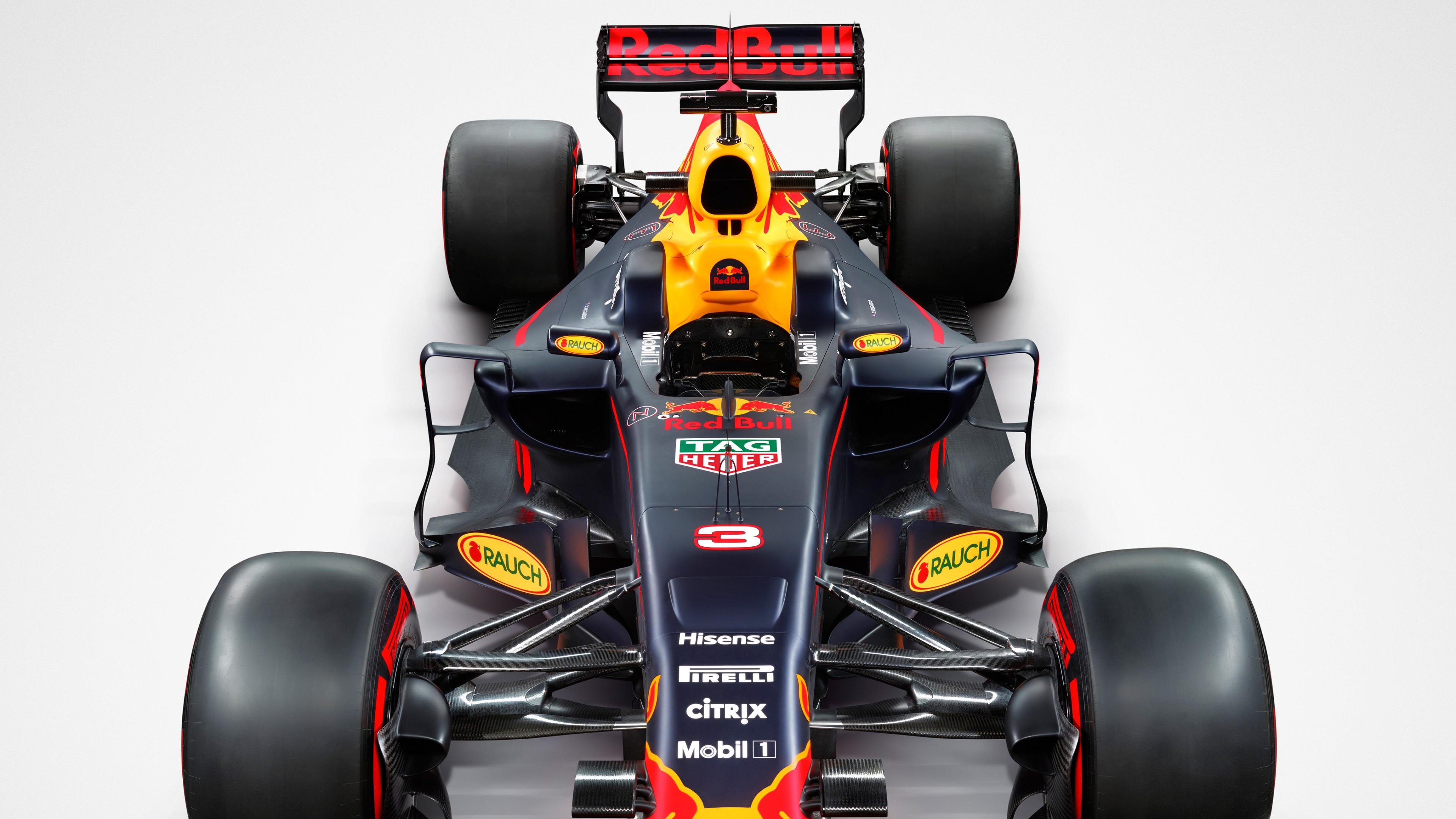 Red Bull RB13 2017 Formula 1 Car 4K Wallpaper   HD Car ...