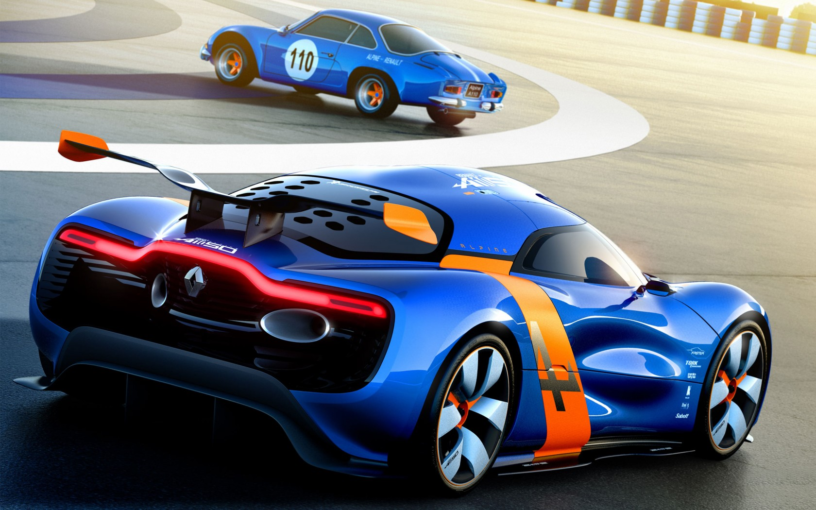 renault alpine a110 50 concept 4 wallpaper hd car wallpapers id 2733. Black Bedroom Furniture Sets. Home Design Ideas