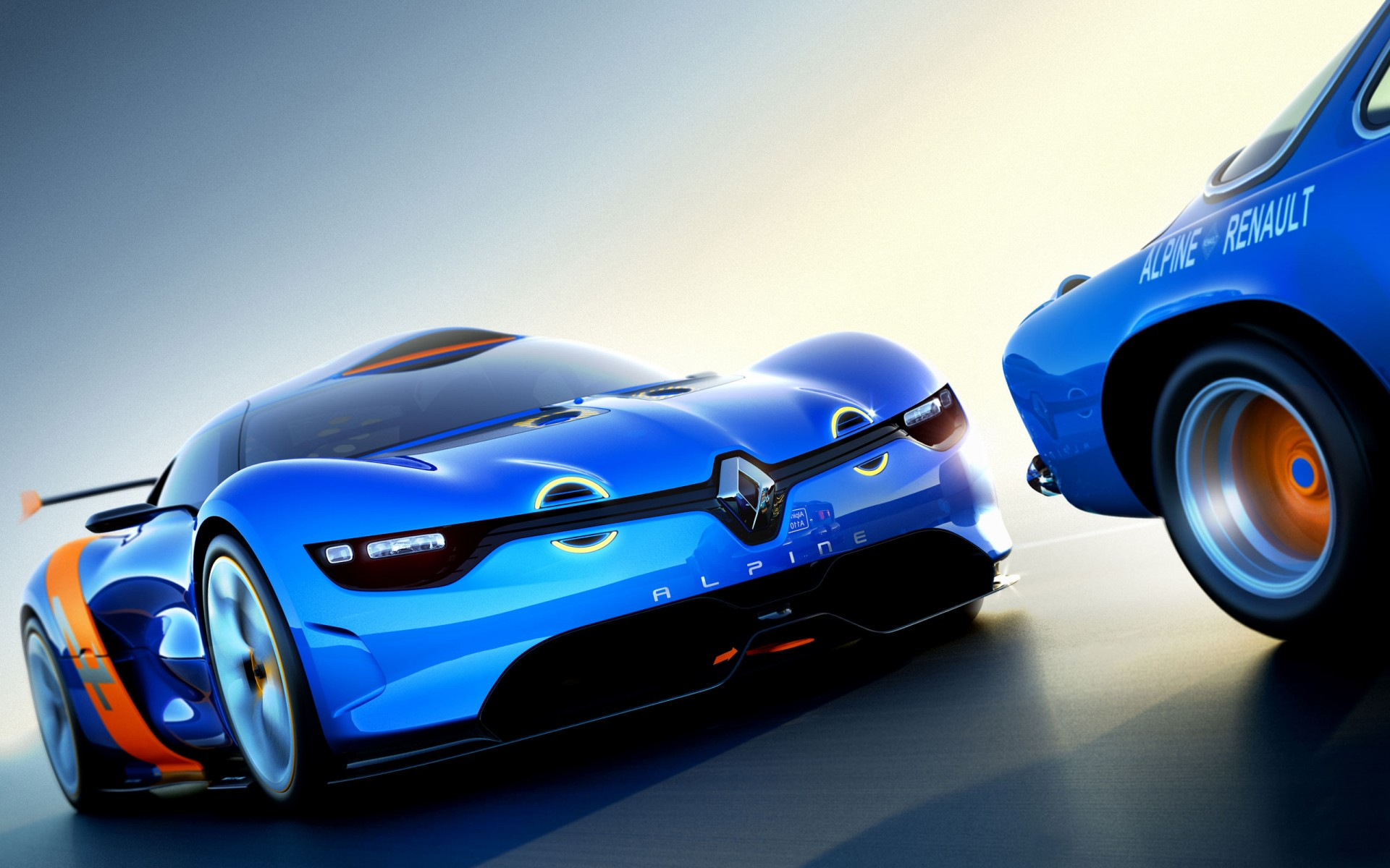 Renault Alpine A110 50 Concept 5 Wallpaper Hd Car