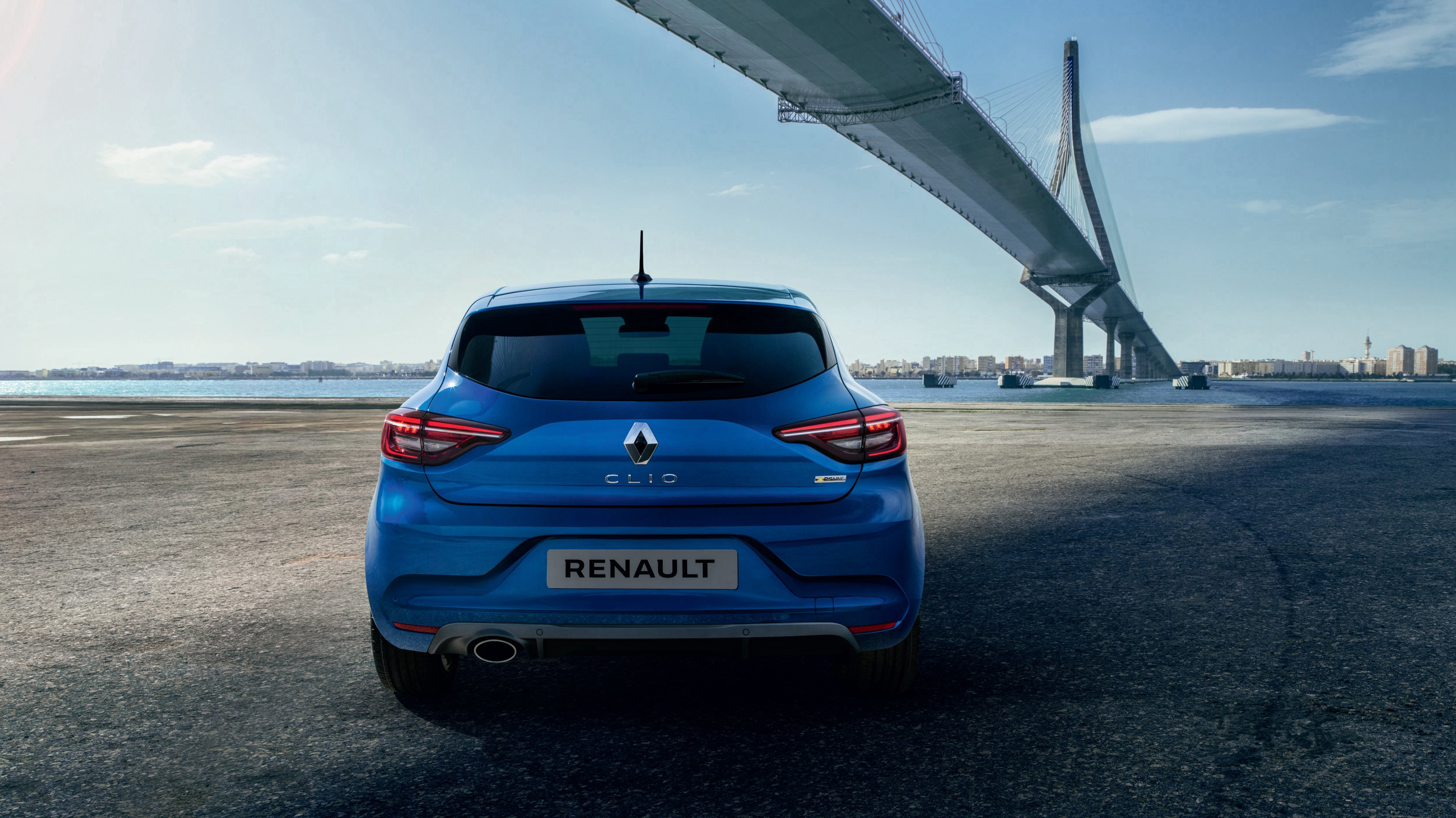 Renault Clio Rs Line 2019 5k 2 Wallpaper Hd Car Wallpapers Id 11945