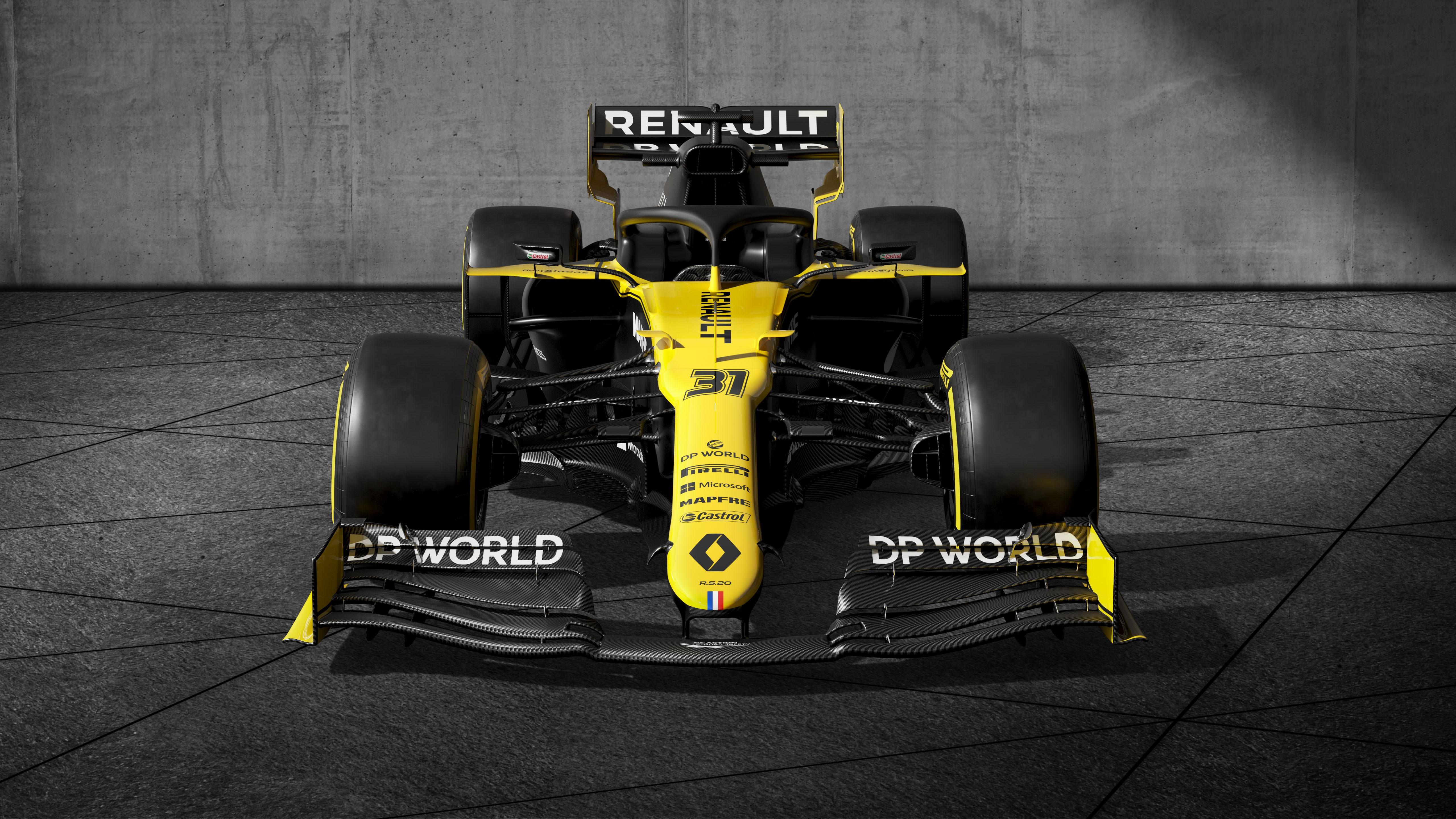 Renault Rs20 2020 5k 2 Wallpaper Hd Car Wallpapers Id 14567