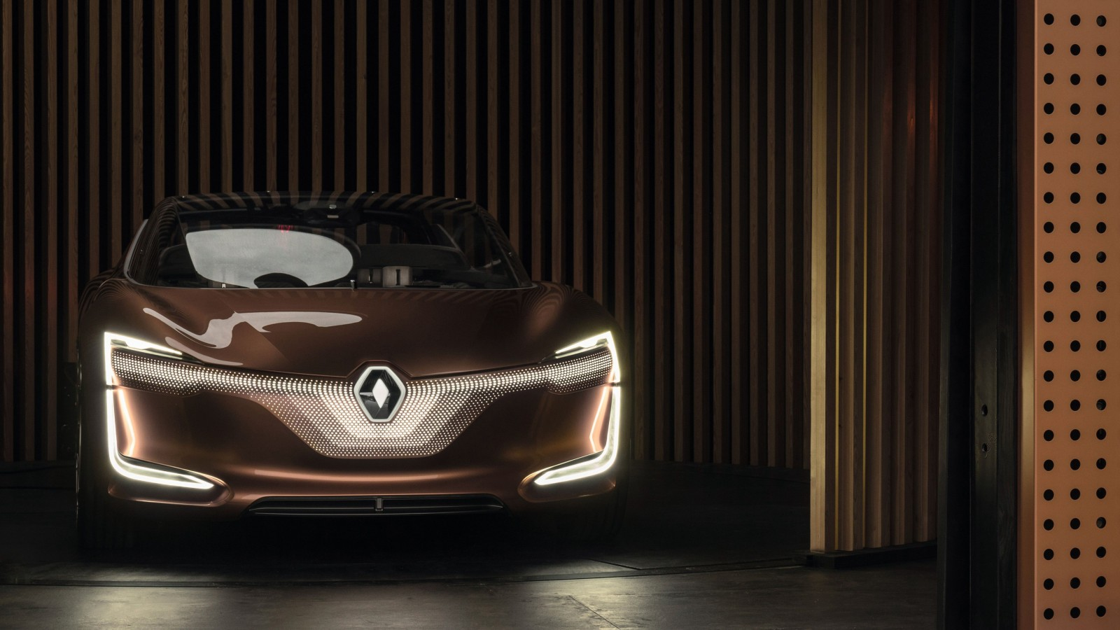 Renault Symbioz Autonomous Electric Car 4K 2 Wallpaper