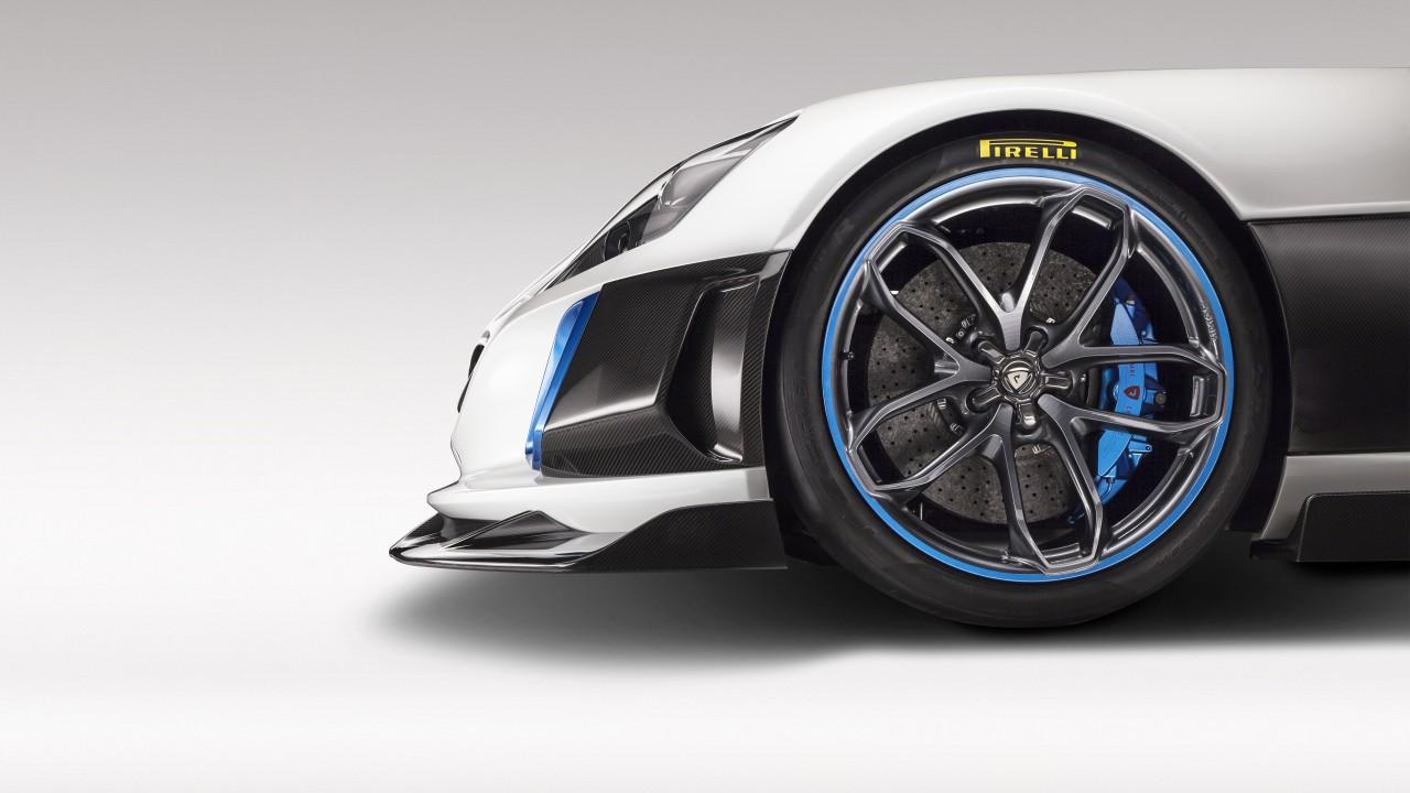 Rimac Concept 1 Electric Car Wallpaper