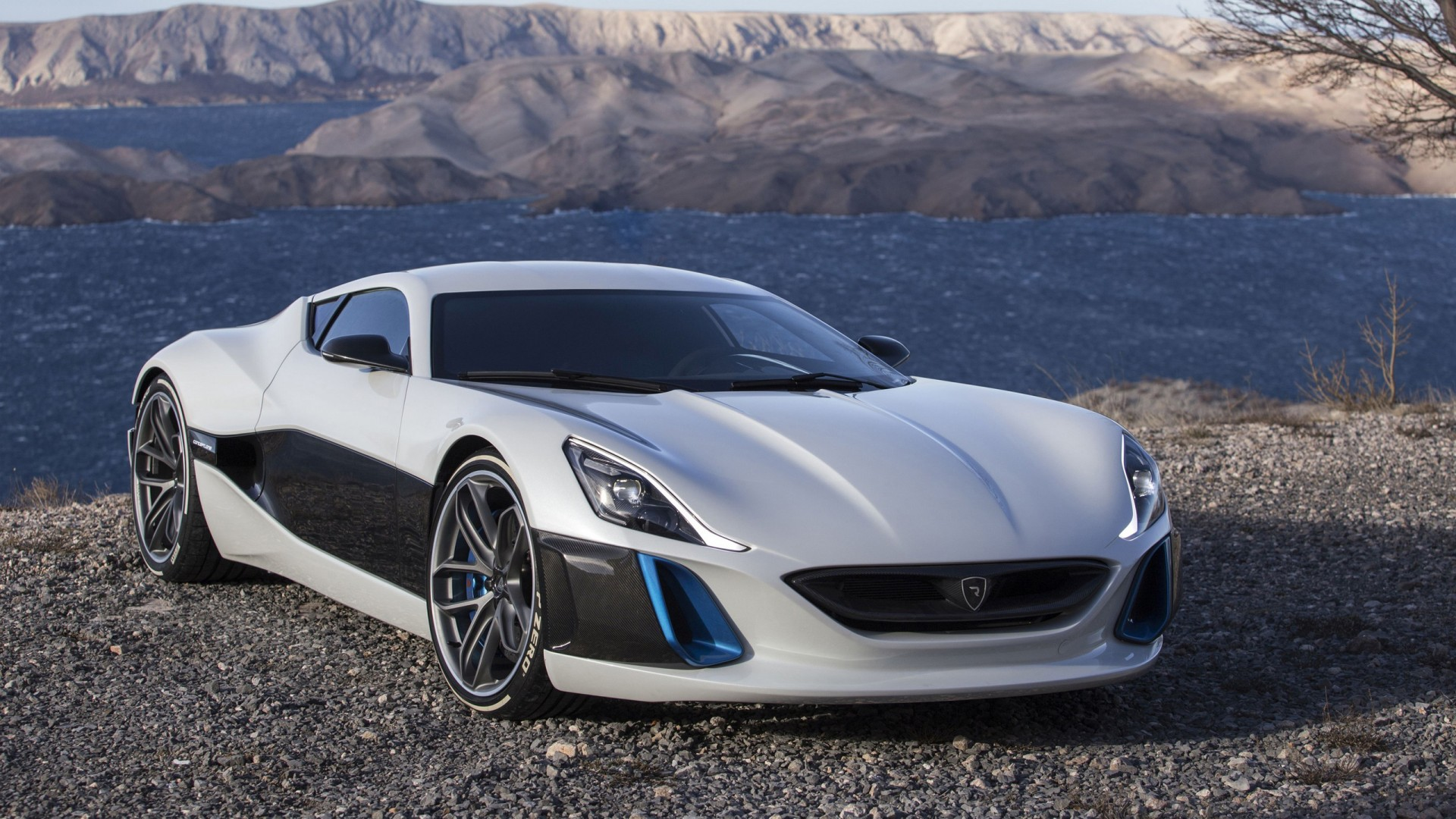 Rimac Concept One 2017 Wallpaper