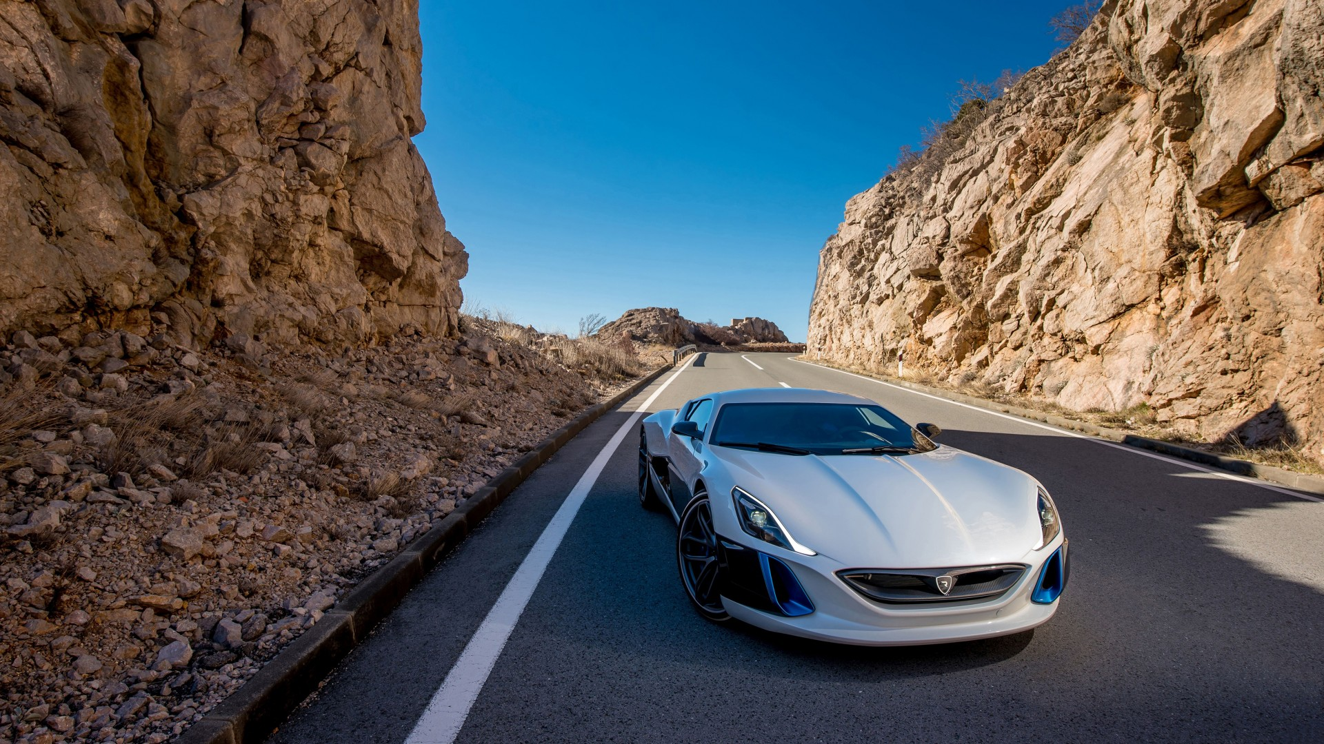 Rimac concept one 2017 4k wallpaper hd car wallpapers - 4k wallpaper for cars ...