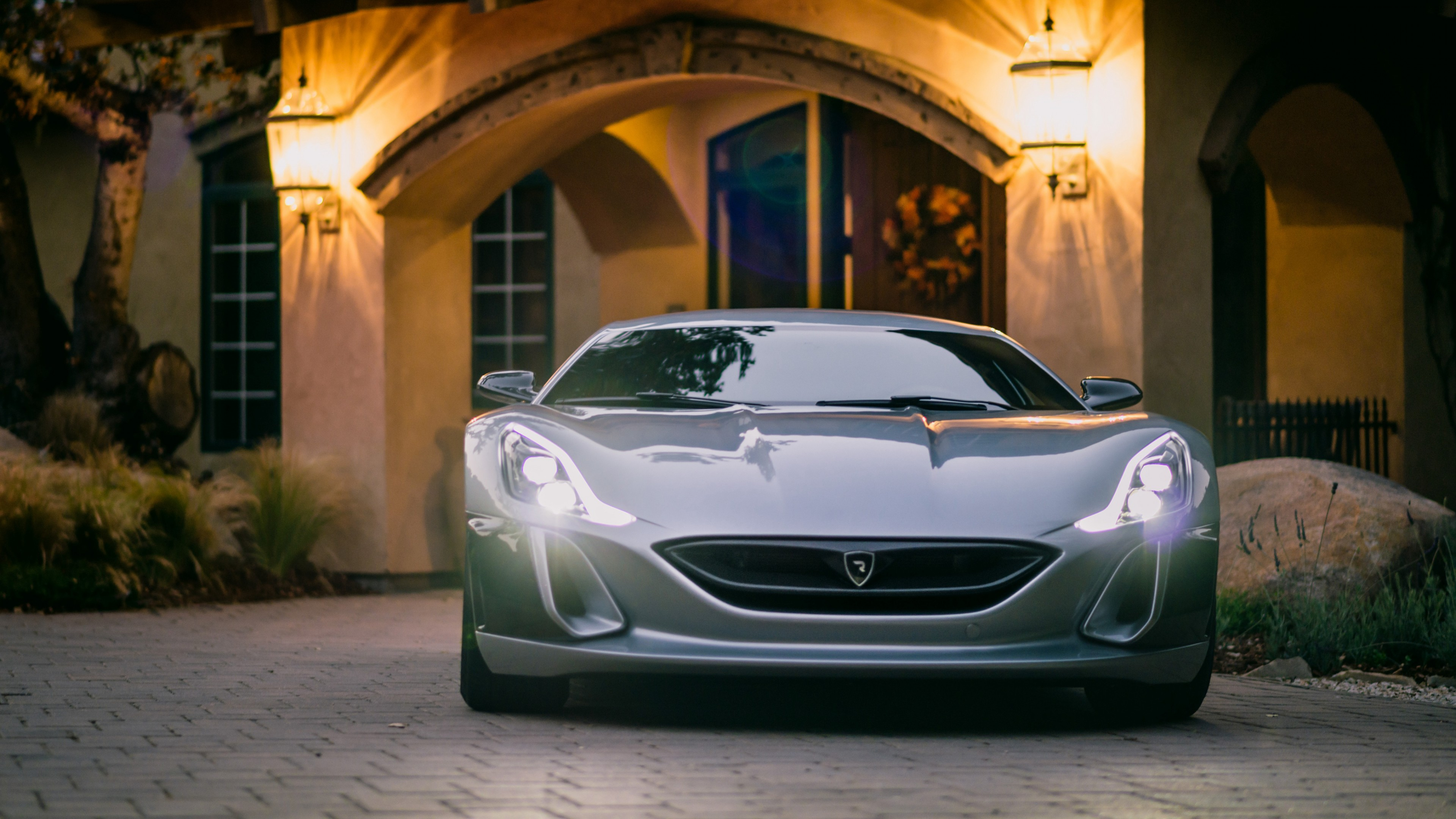 Rimac Concept One 2018 4K Wallpaper | HD Car Wallpapers ...