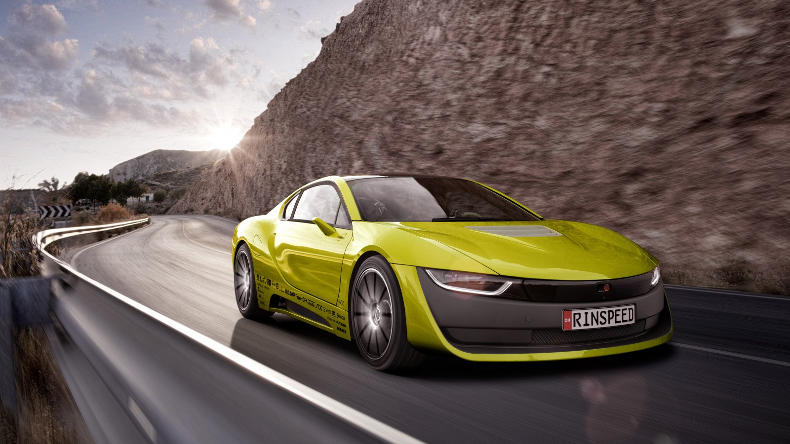 Rinspeed Etos Concept Self Driving Car Wallpaper   HD Car ...