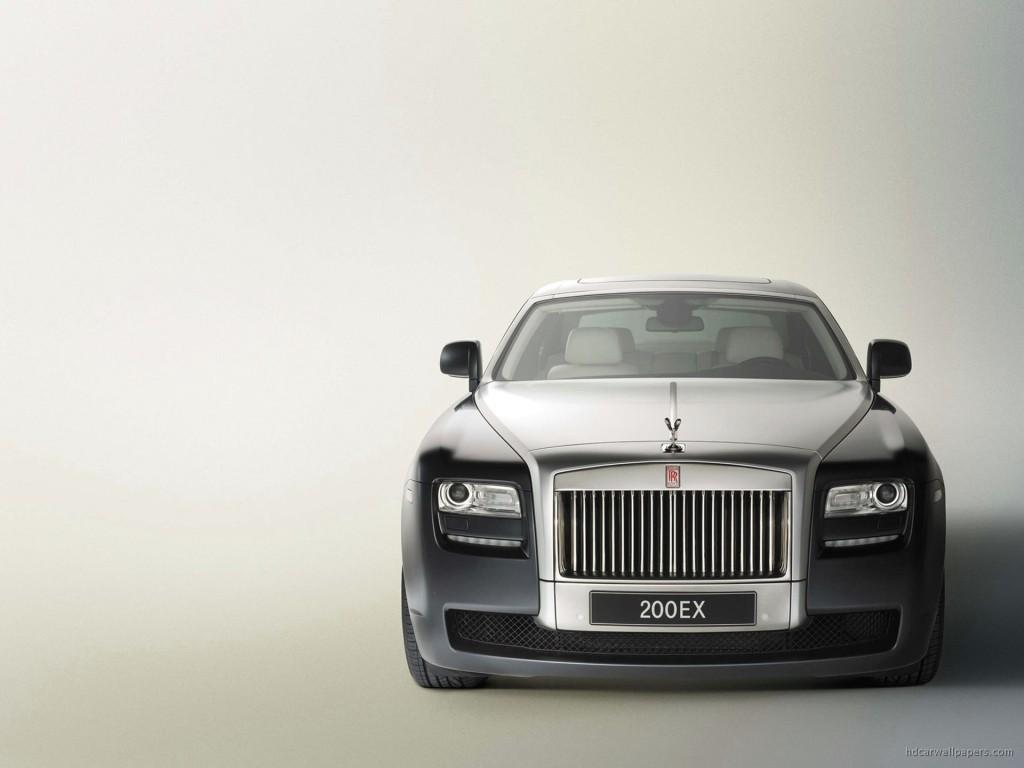 Rolls royce 200ex front wallpaper hd car wallpapers id - Royal royce car wallpaper ...