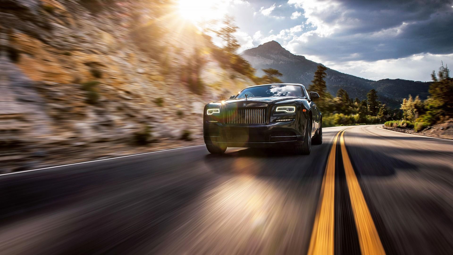 Rolls Royce Wraith >> Rolls-Royce Black Badge Wraith 2 Wallpaper | HD Car Wallpapers | ID #11729