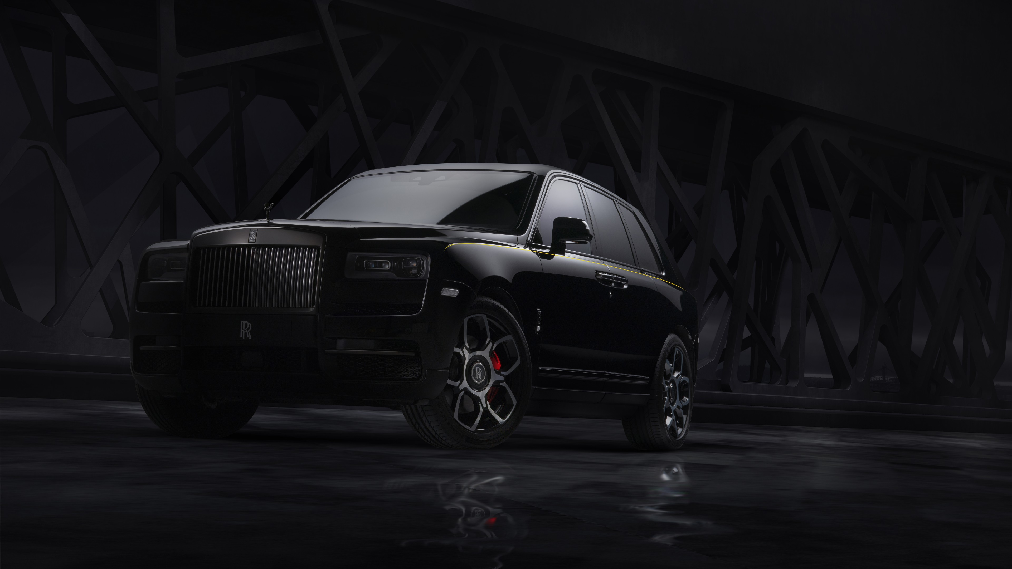 Rolls Royce Cullinan Black Badge 2019 4k 8k 2 Wallpaper Hd Car Wallpapers Id 13646