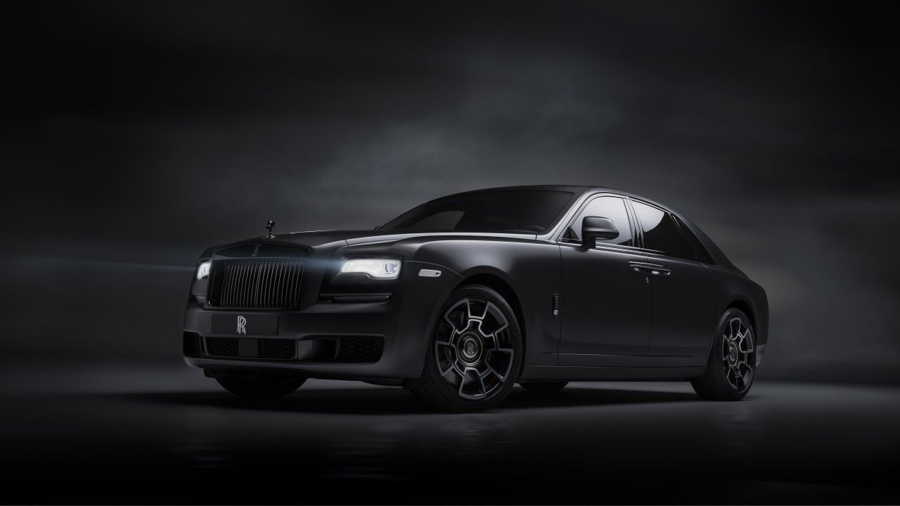 Rolls Royce Ghost Black Badge 2019 5k Wallpaper Hd Car